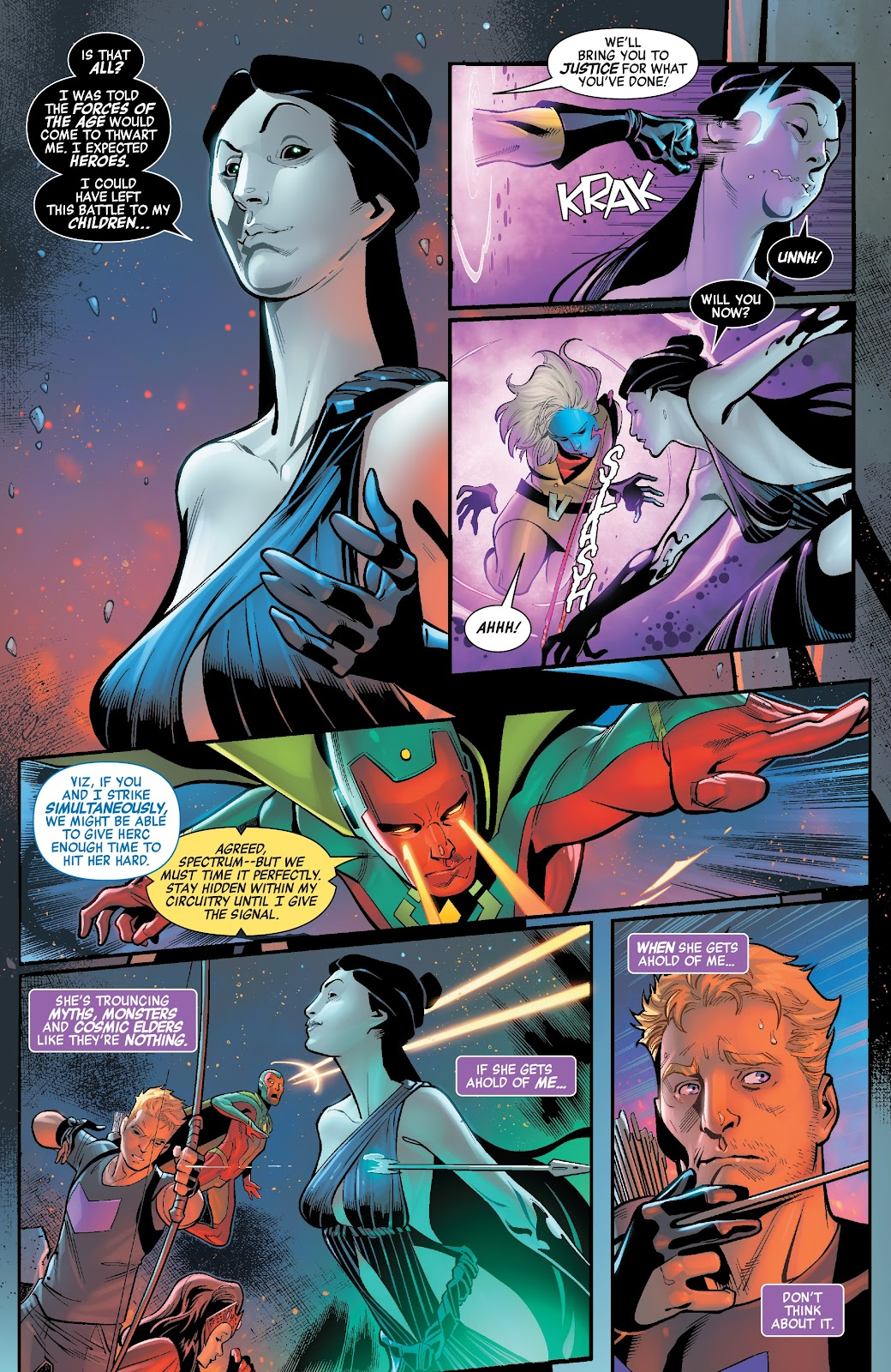 Read online Avengers No Road Home comic -  Issue #2 - 15
