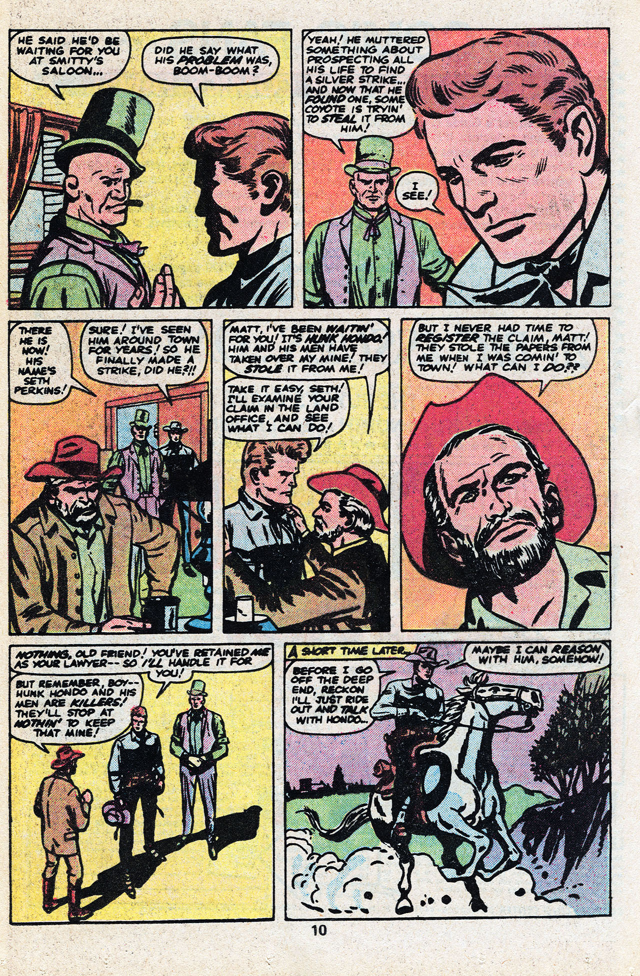 Read online Two-Gun Kid comic -  Issue #136 - 12