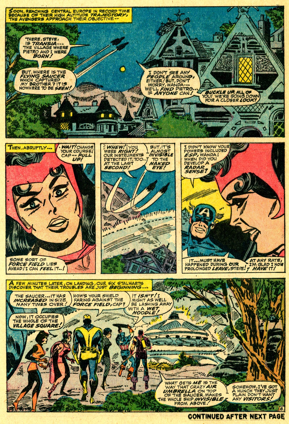 The Avengers (1963) 36 Page 11