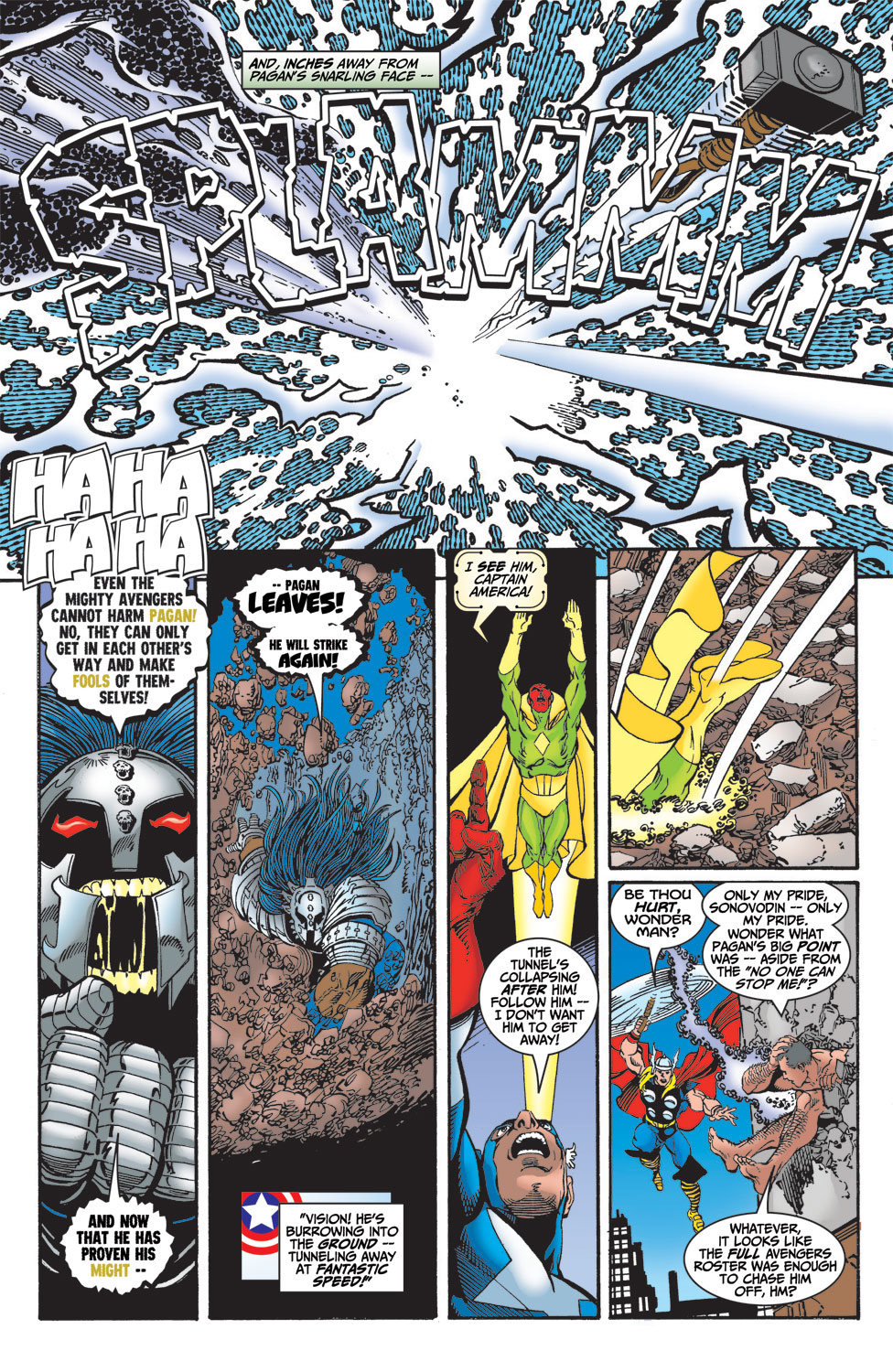 Read online Avengers (1998) comic -  Issue #14 - 20