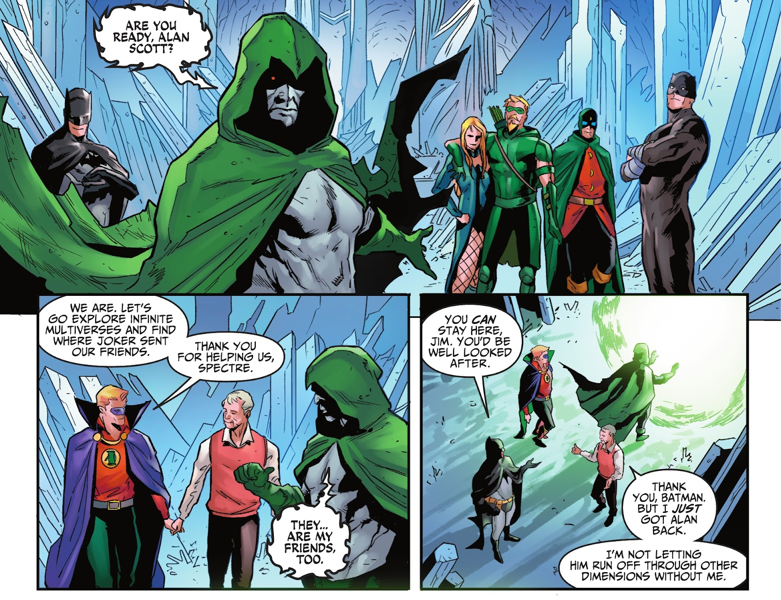 Injustice: Year Zero issue 14 - Page 21