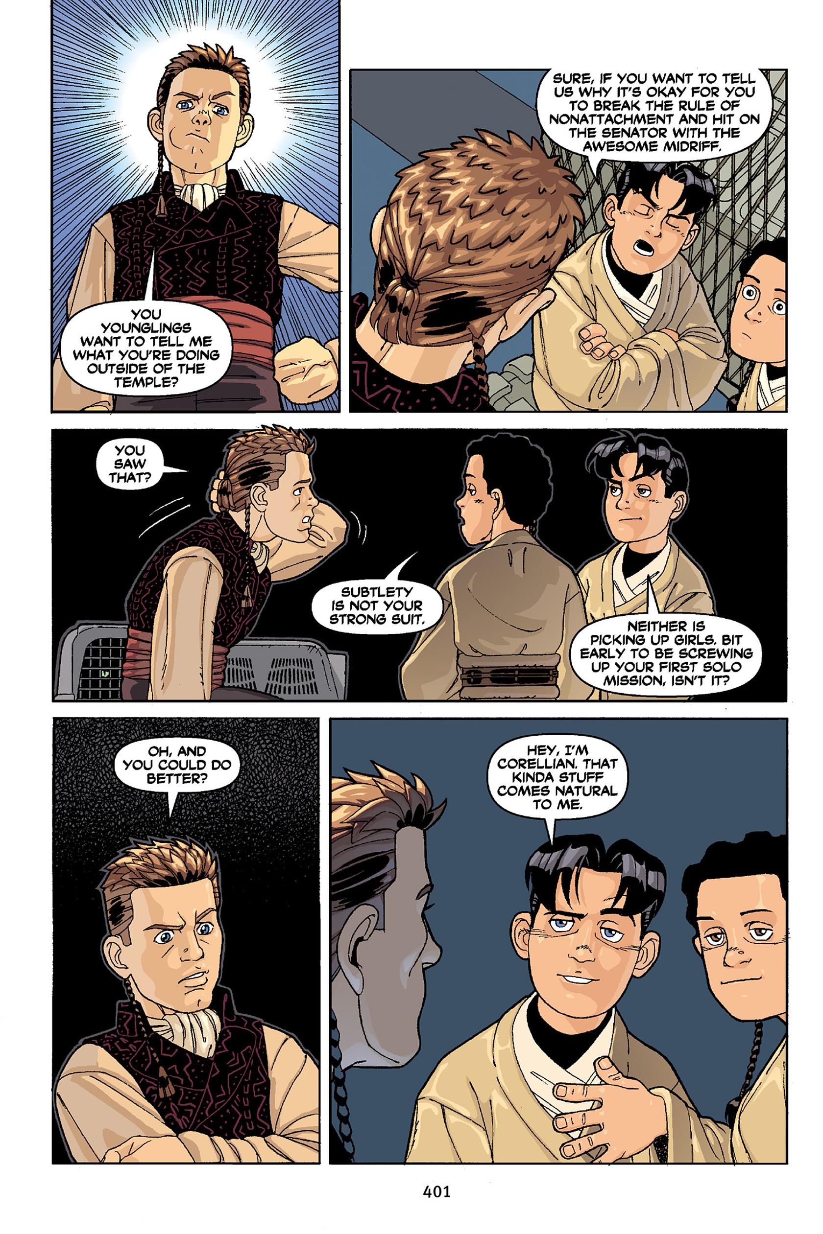 Read online Star Wars Omnibus comic -  Issue # Vol. 30 - 392