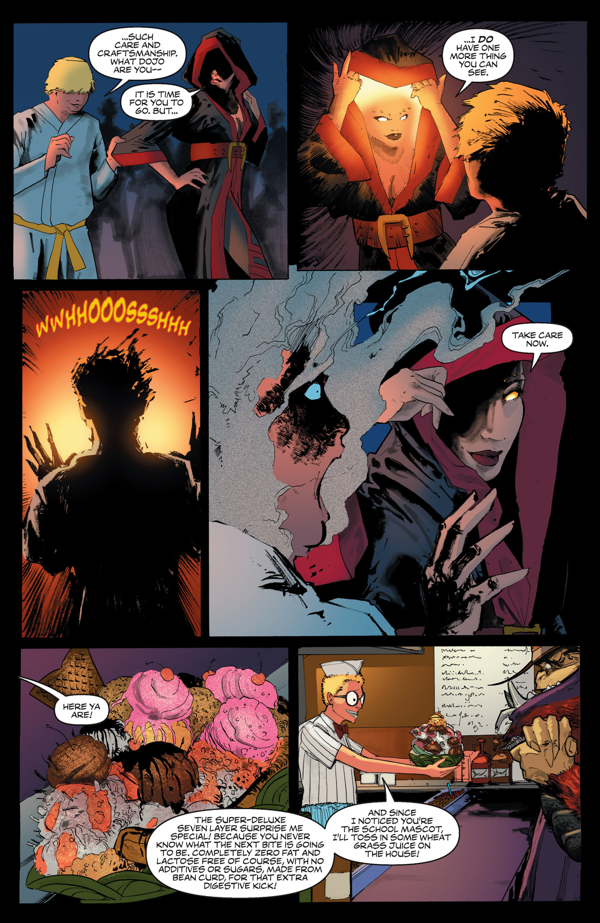 Read online Shrugged (2013) comic -  Issue #4 - 22