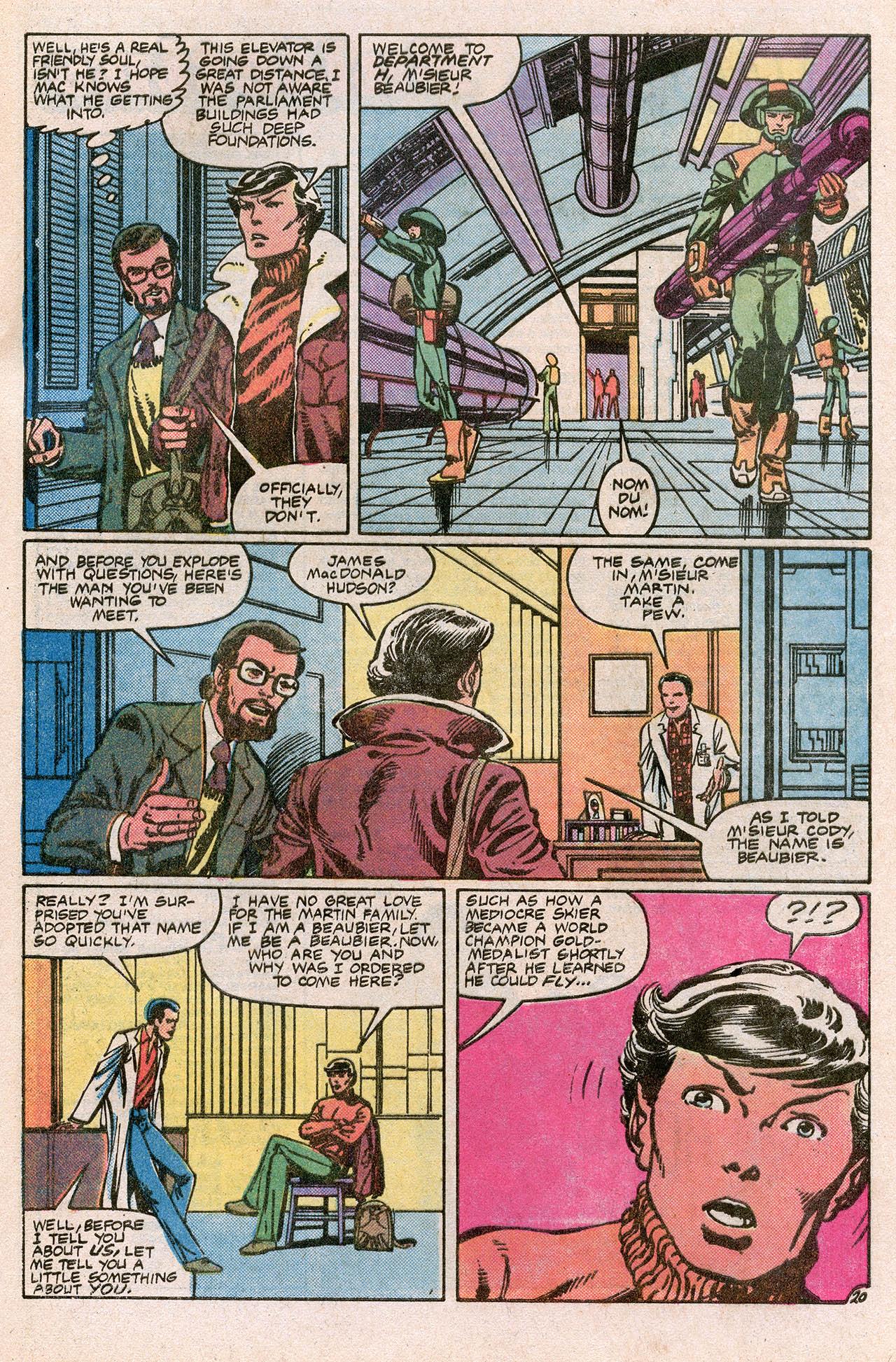 Read online Alpha Flight (1983) comic -  Issue #10 - 29