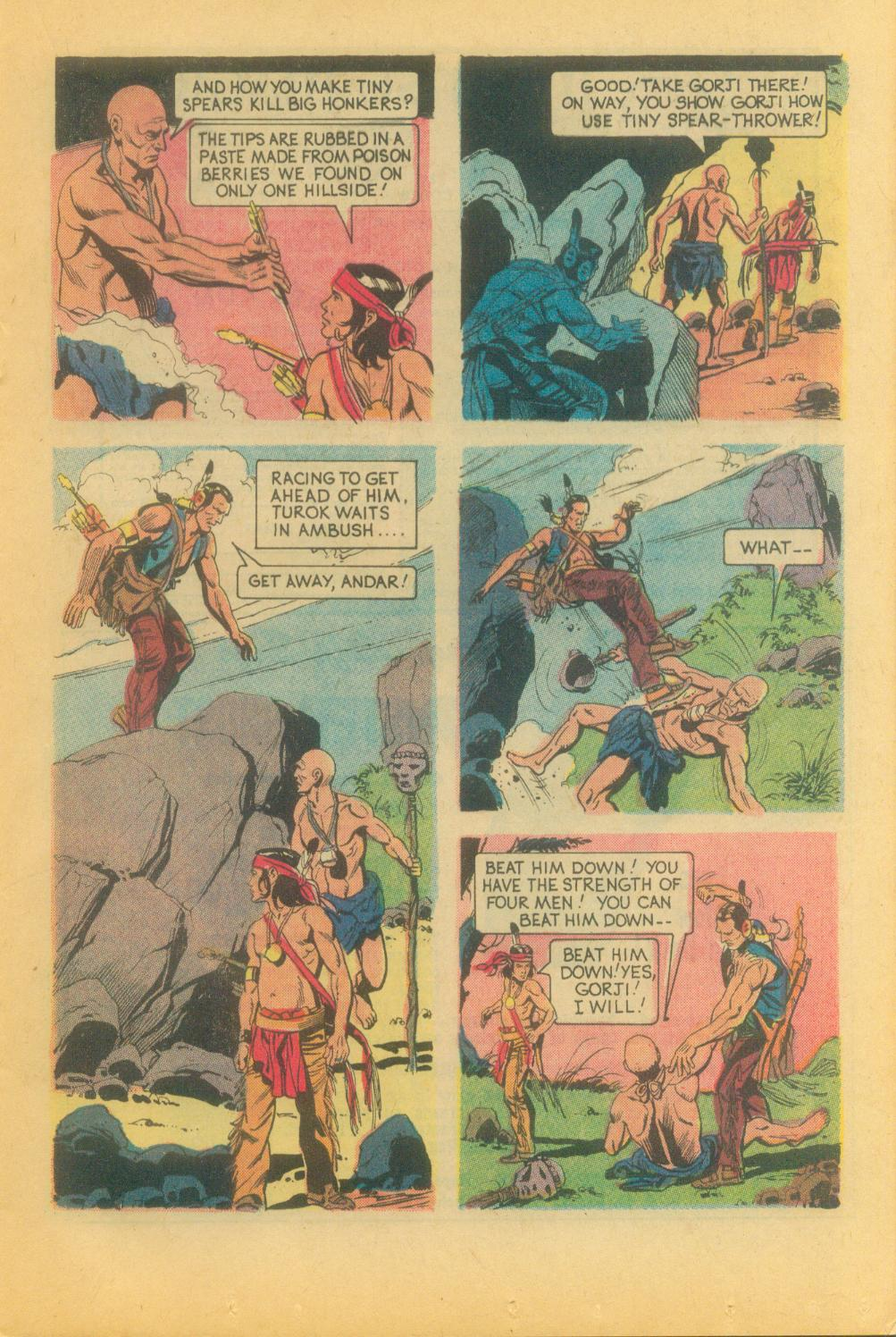 Read online Turok, Son of Stone comic -  Issue #89 - 13