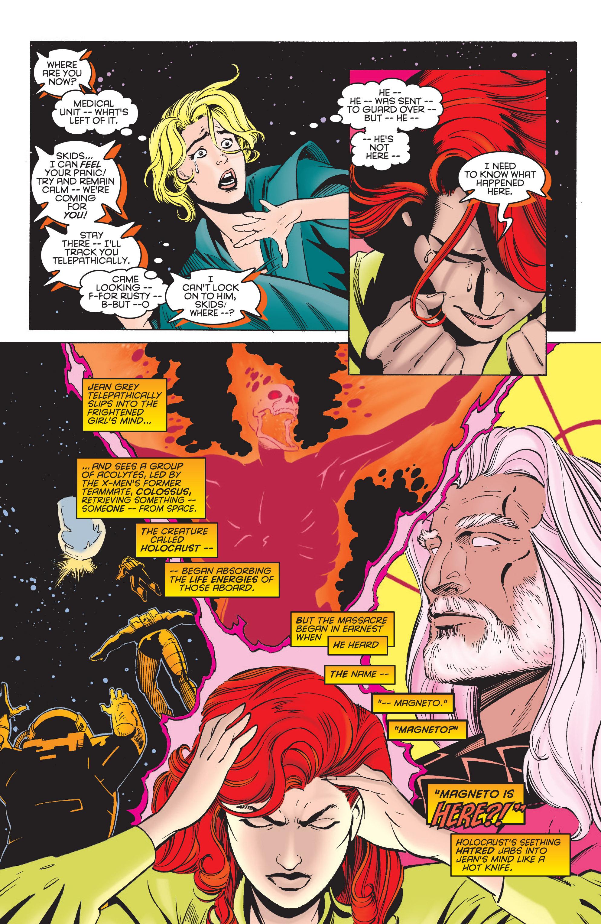 X-Men (1991) 43 Page 4