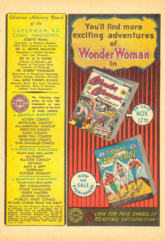 Read online Sensation (Mystery) Comics comic -  Issue #25 - 16