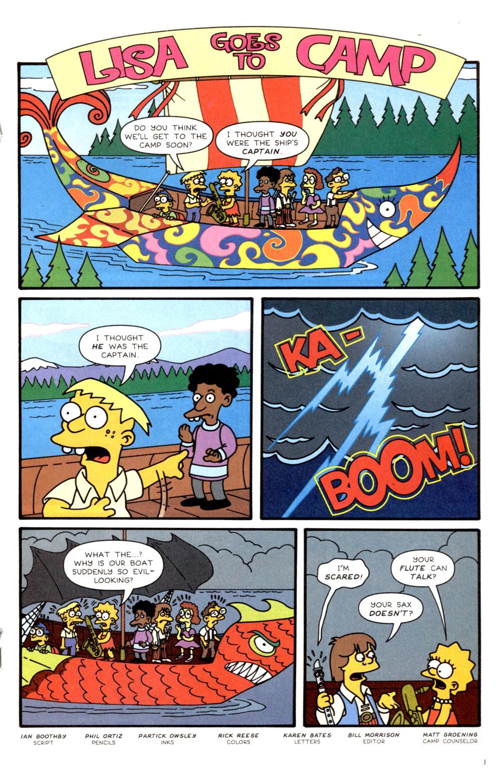 Read online Simpsons Comics comic -  Issue #82 - 17