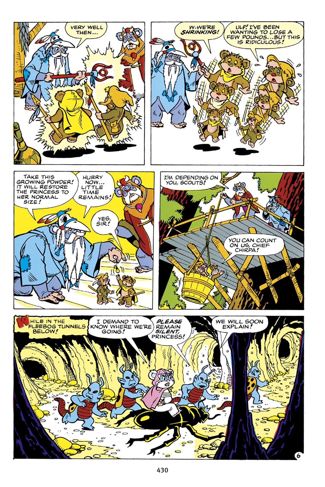 Read online Star Wars Omnibus comic -  Issue # Vol. 23.5 - 176