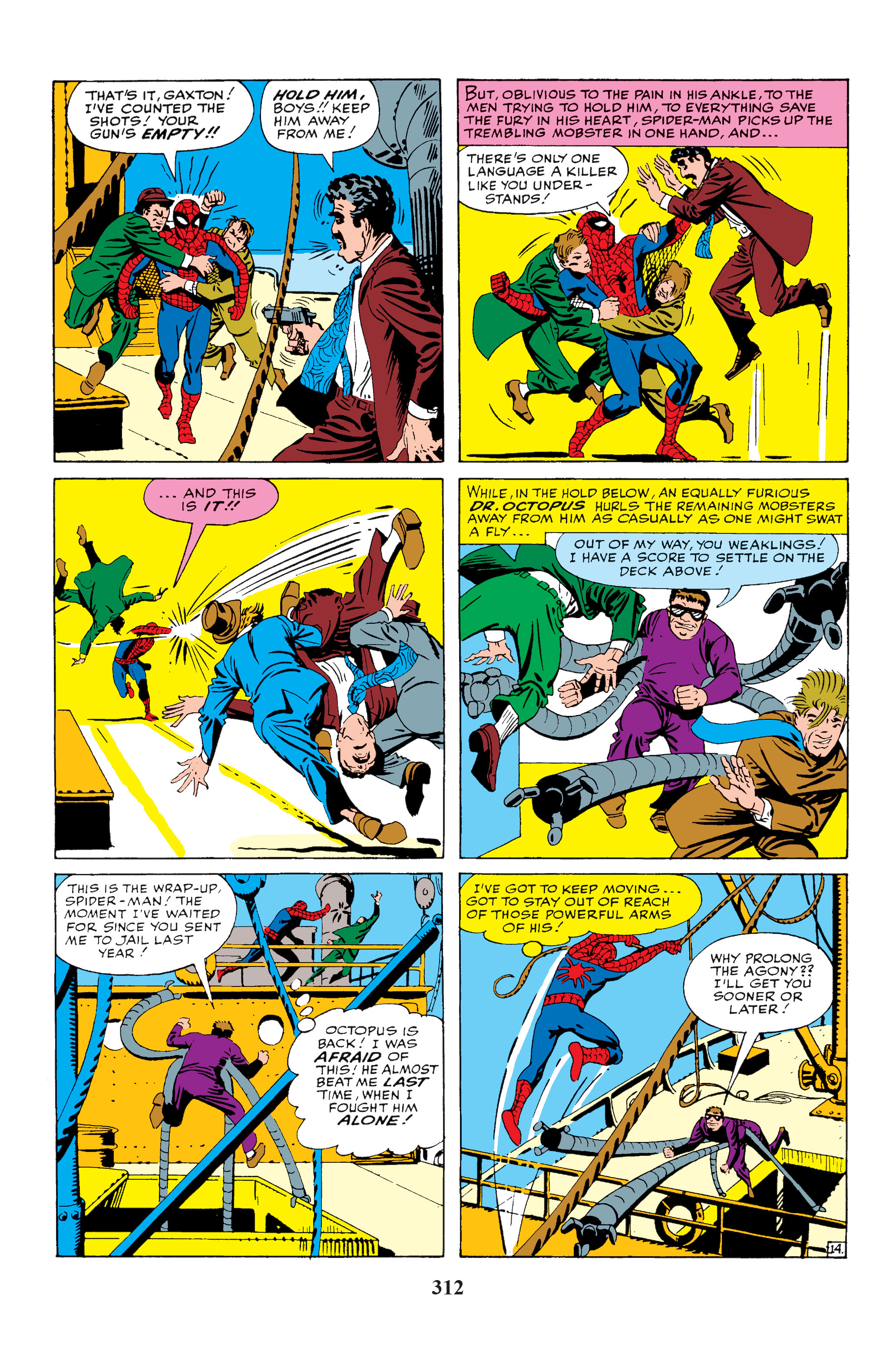 The Amazing Spider-Man (1963) 11 Page 14