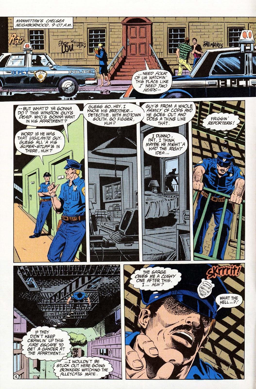 Vigilante (1983) issue 37 - Page 6