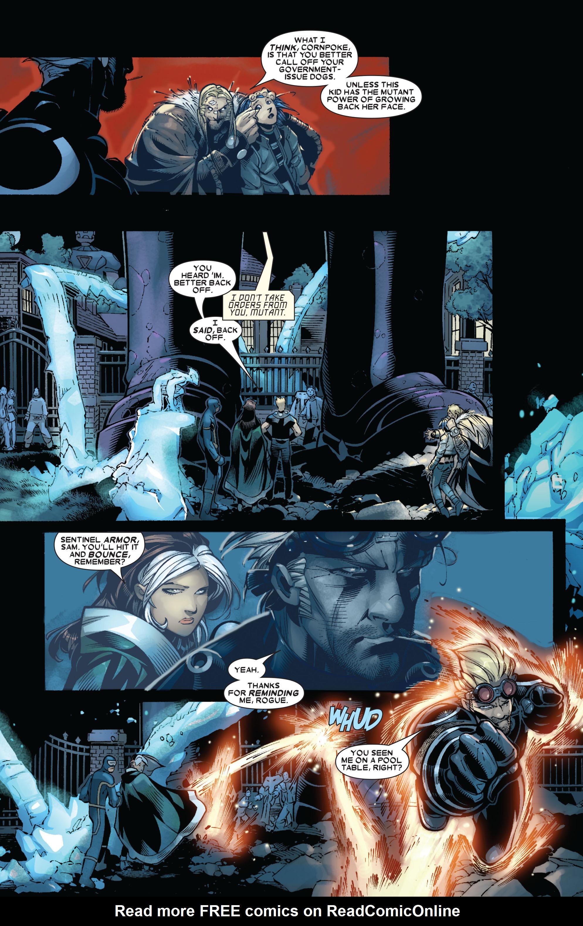 X-Men (1991) 188 Page 19