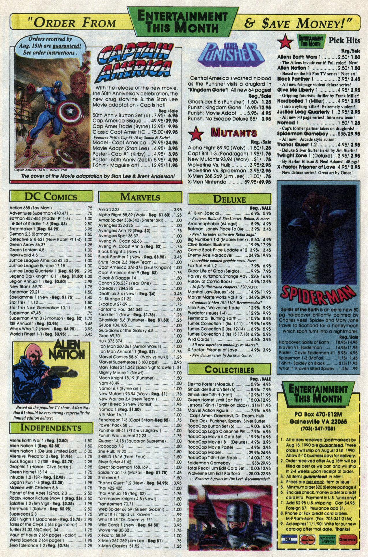 Read online Alpha Flight (1983) comic -  Issue #87 - 25