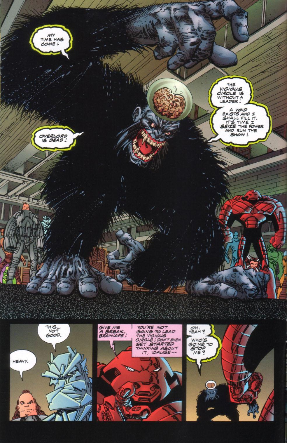The Savage Dragon (1993) Issue #23 #26 - English 9