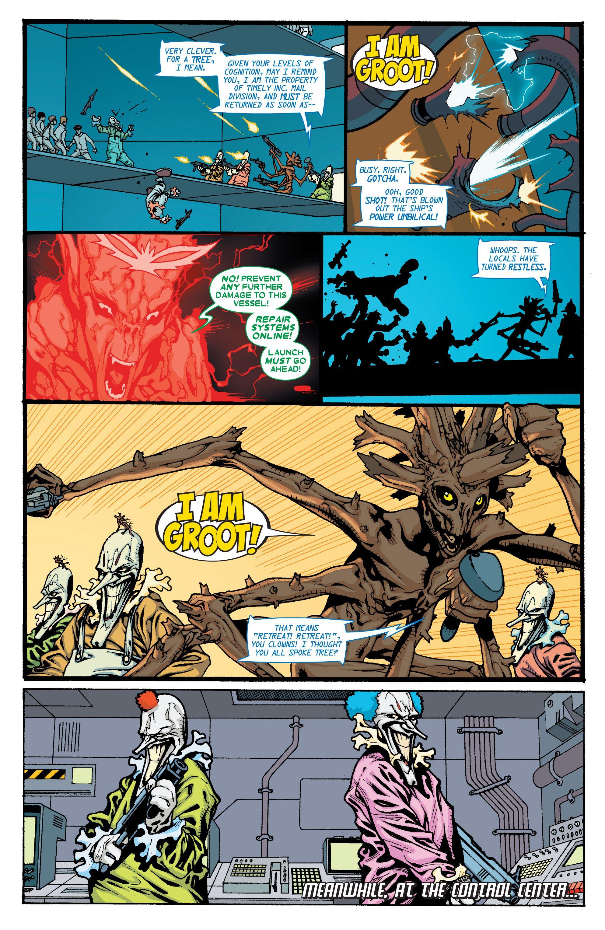 Read online Annihilators comic -  Issue #4 - 32