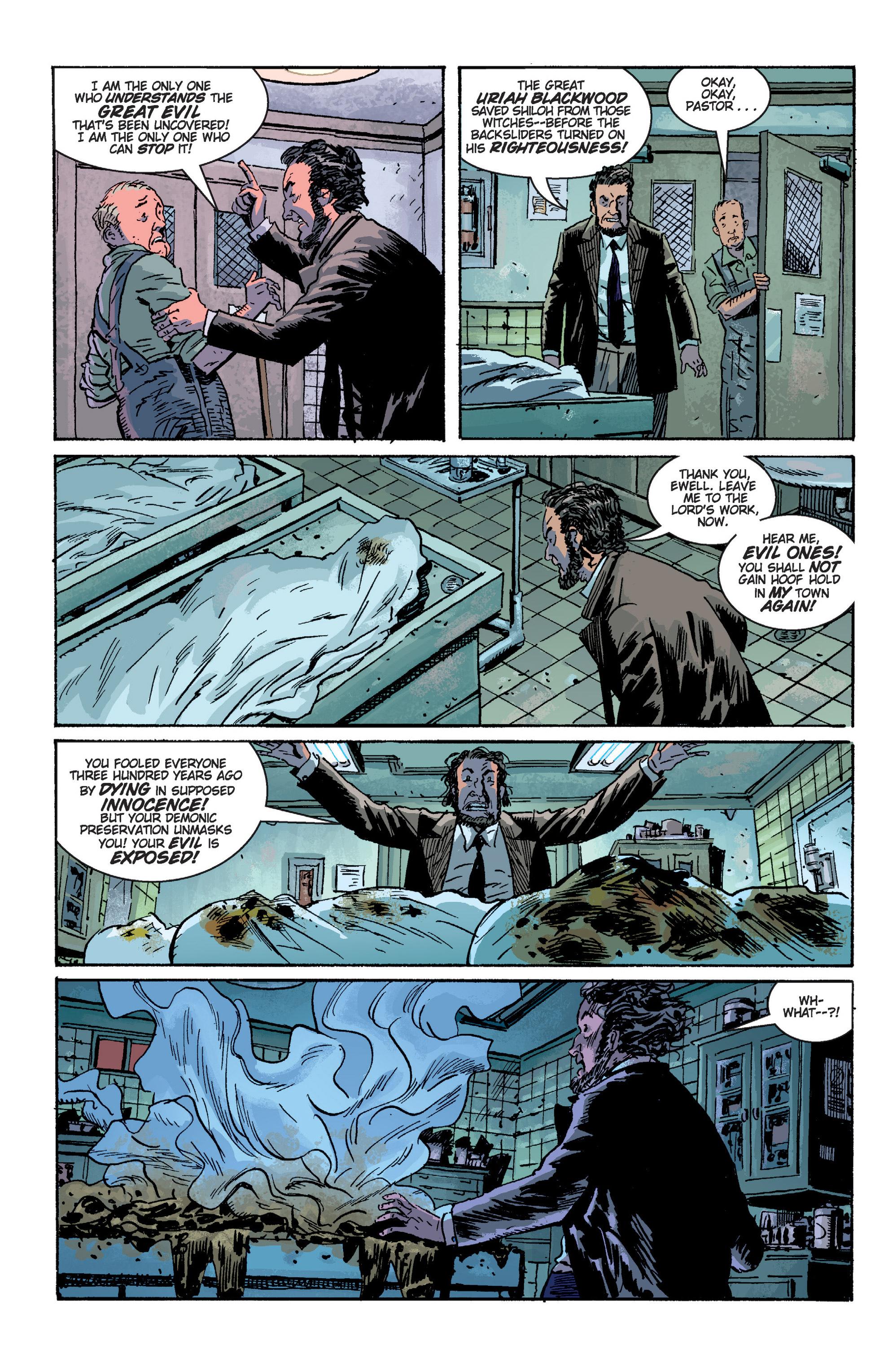 Read online B.P.R.D. (2003) comic -  Issue # TPB 2 - 44