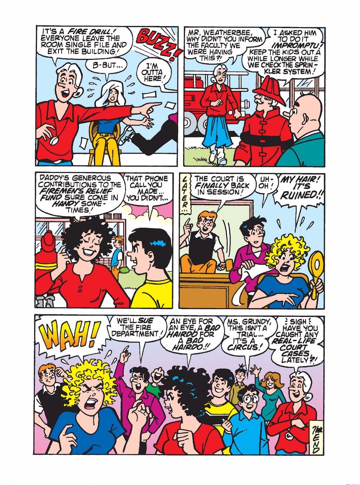 Read online Archie 1000 Page Comics Bonanza comic -  Issue #3 (Part 1) - 87