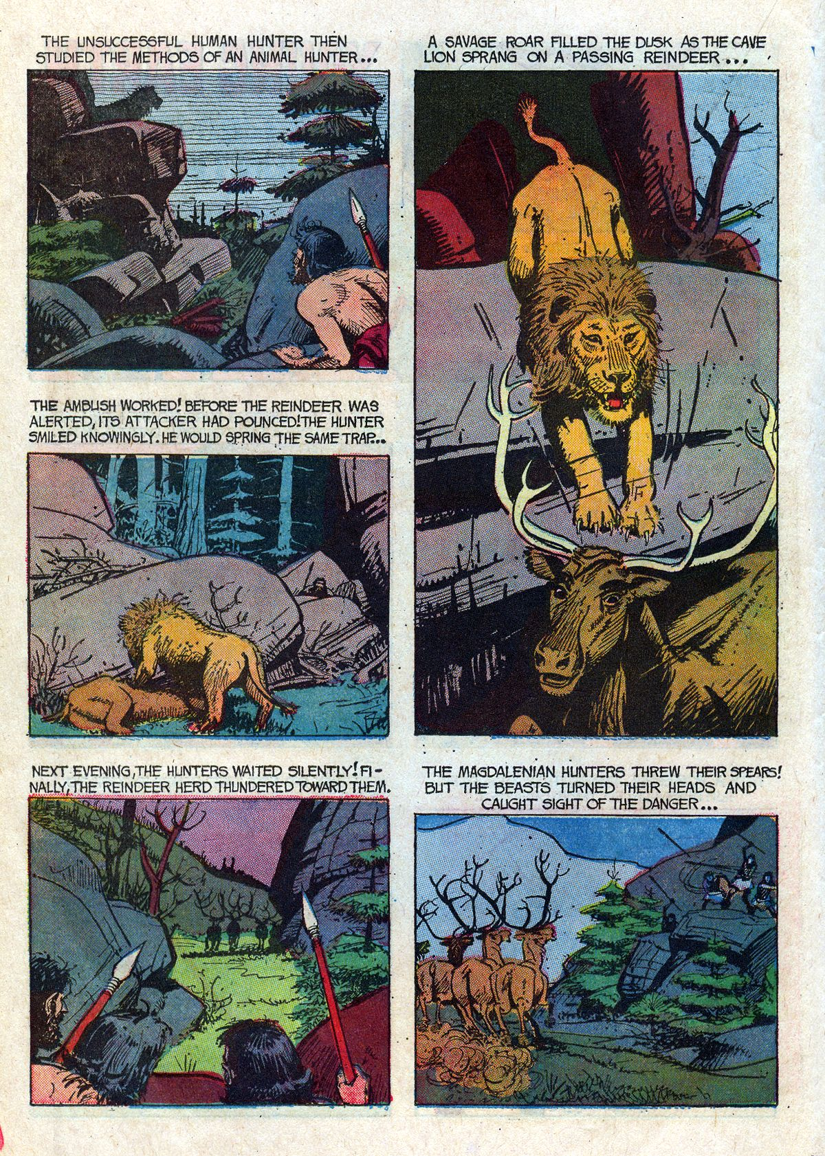 Read online Turok, Son of Stone comic -  Issue #61 - 14