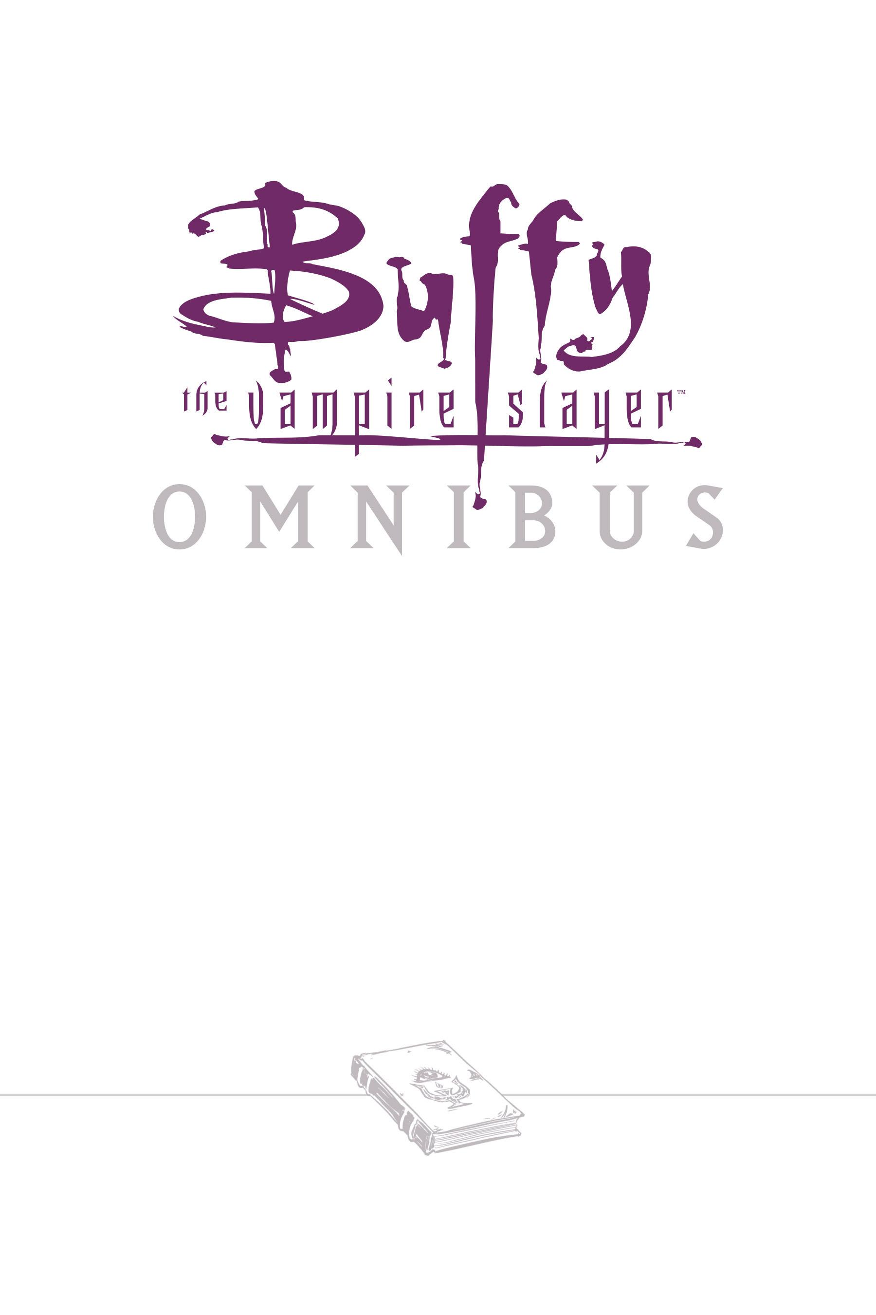 Read online Buffy the Vampire Slayer: Omnibus comic -  Issue # TPB 4 - 2