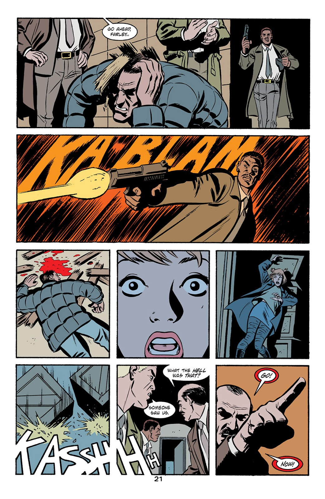 Catwoman (2002) Issue #6 #6 - English 22