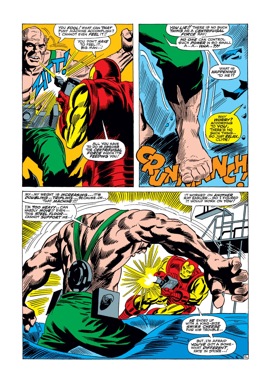 Tales of Suspense (1959) issue 91 - Page 12