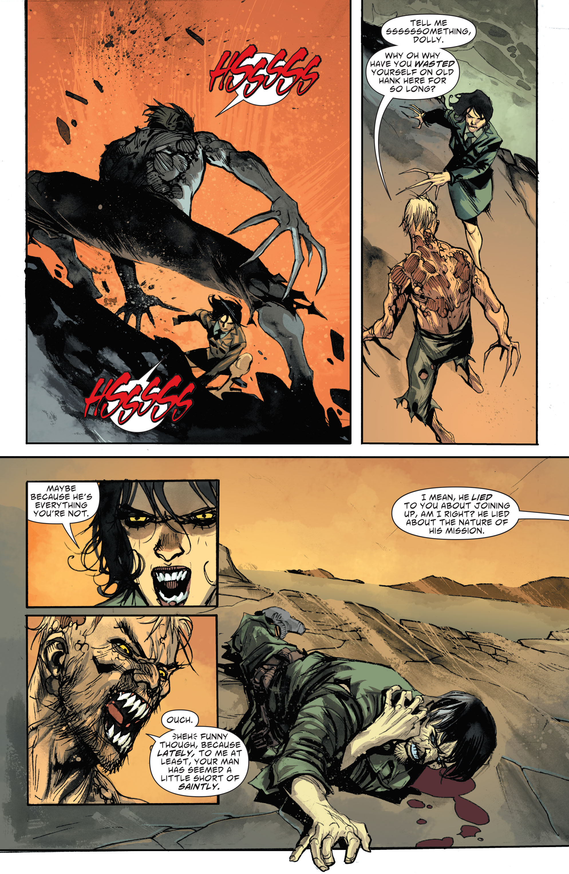 Read online American Vampire comic -  Issue #18 - 5