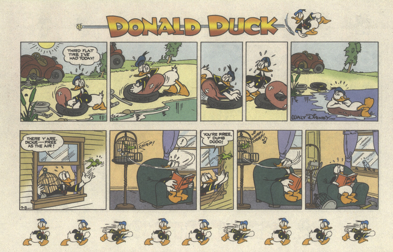 Walt Disney's Donald Duck (1986) issue 298 - Page 25