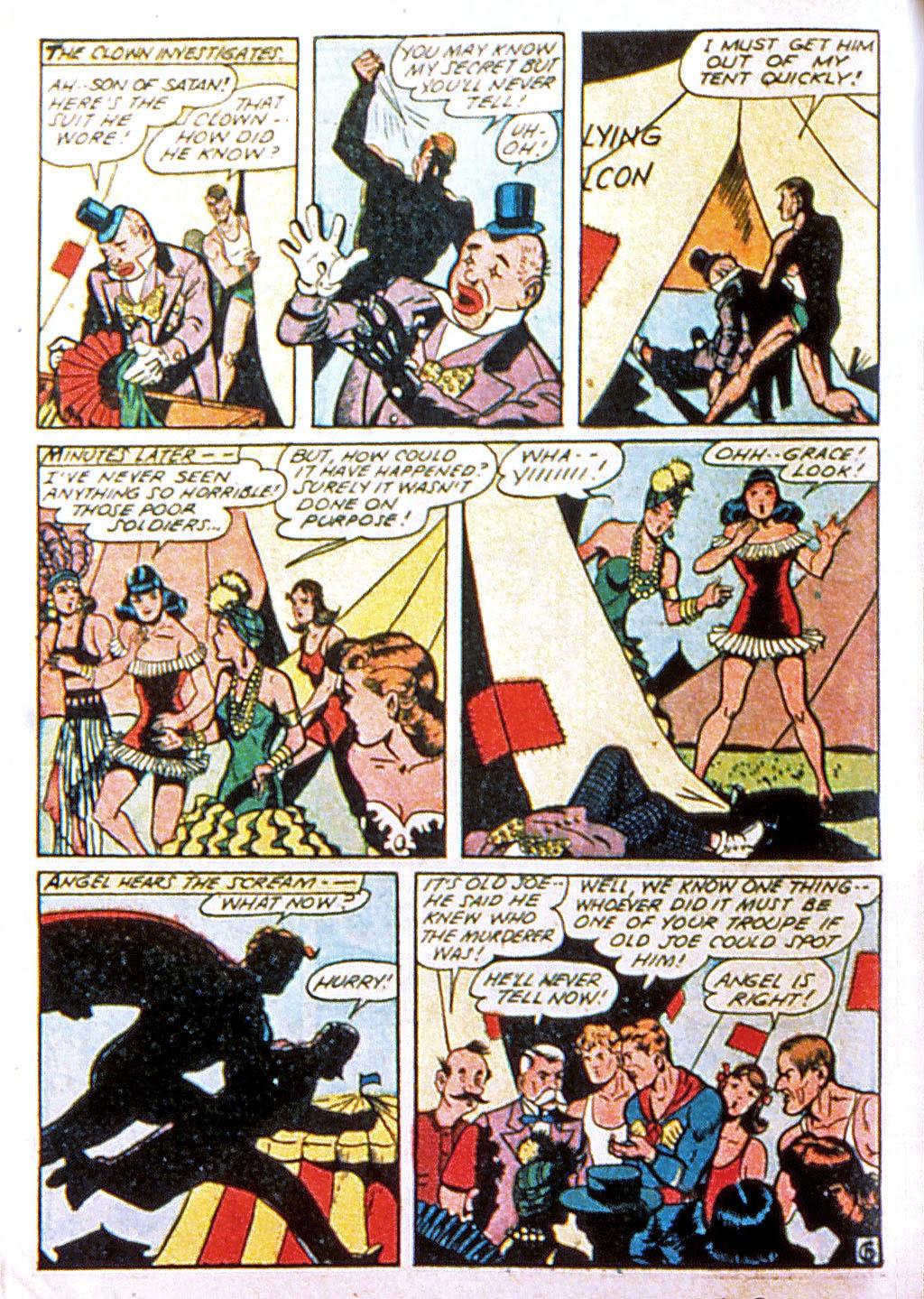 Read online Mystic Comics (1944) comic -  Issue #1 - 8