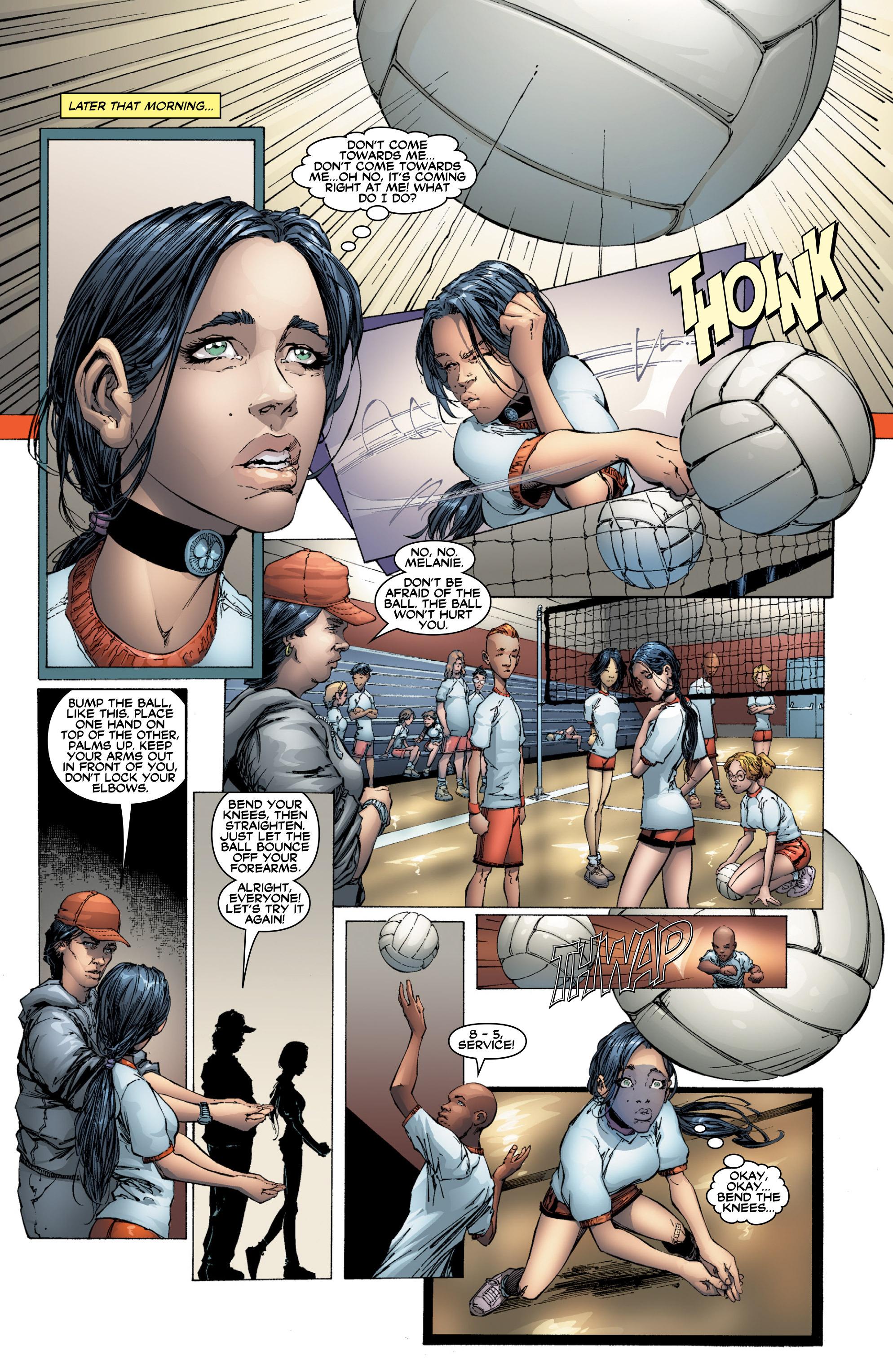 Read online Wraithborn Redux comic -  Issue #1 - 13