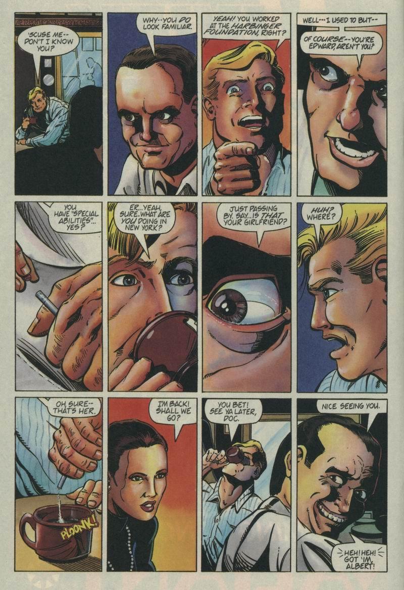 Read online Secret Weapons comic -  Issue #4 - 9
