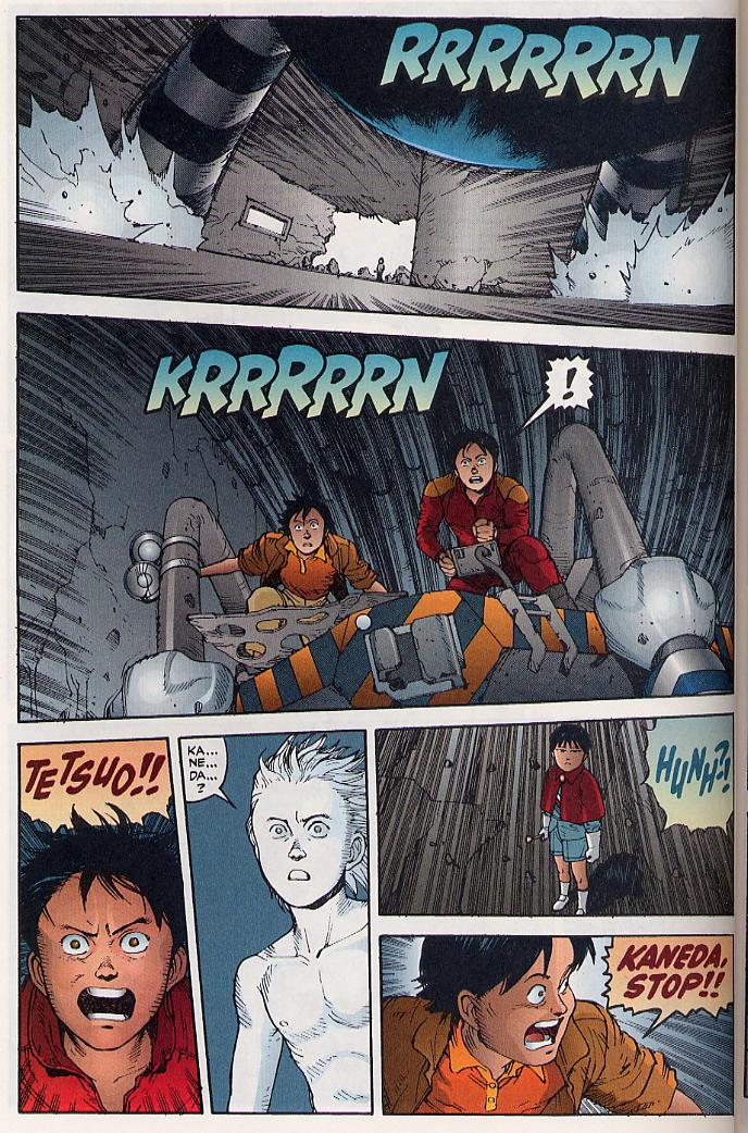 Read online Akira comic -  Issue #32 - 29