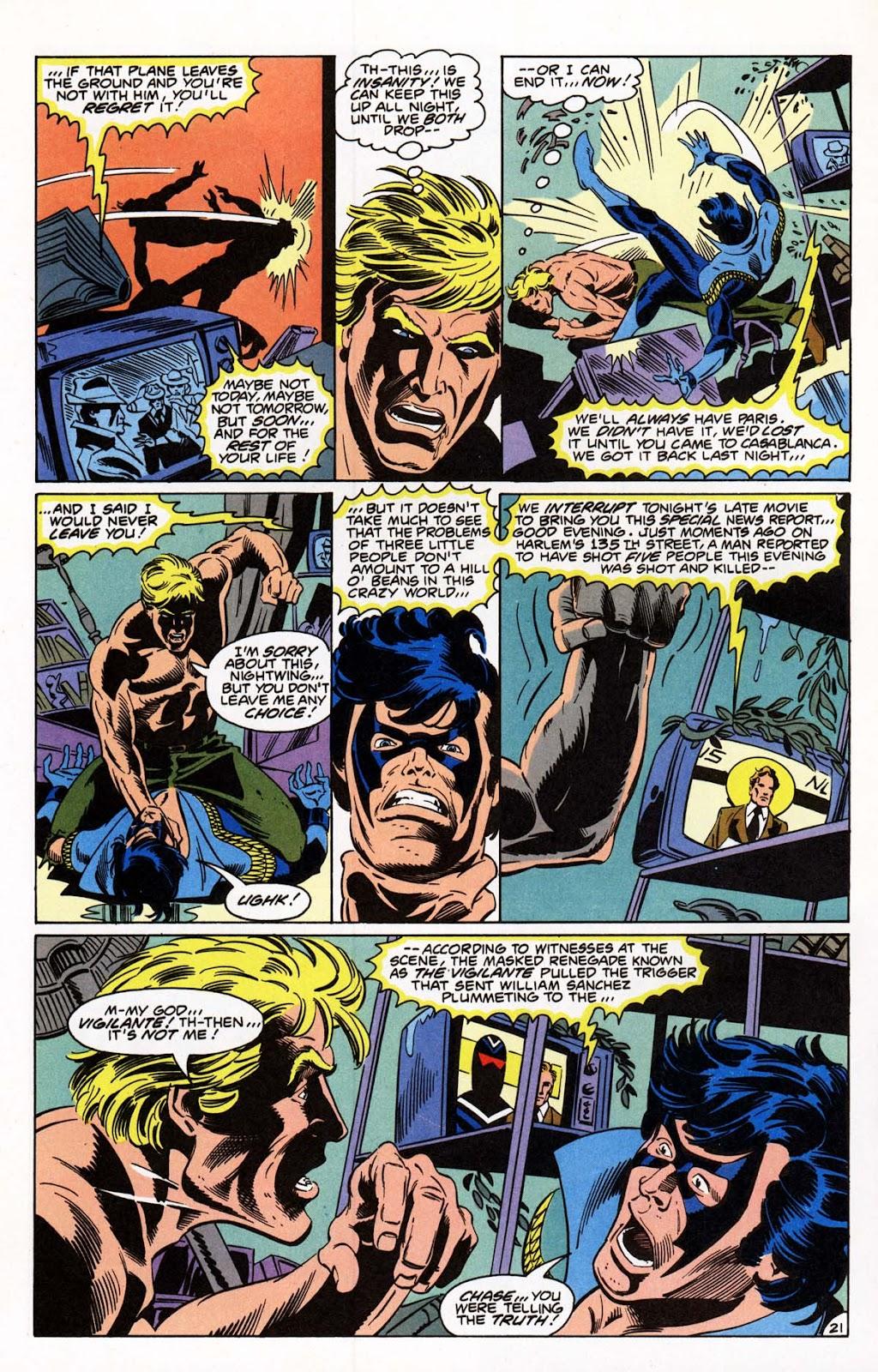 Vigilante (1983) issue 21 - Page 24