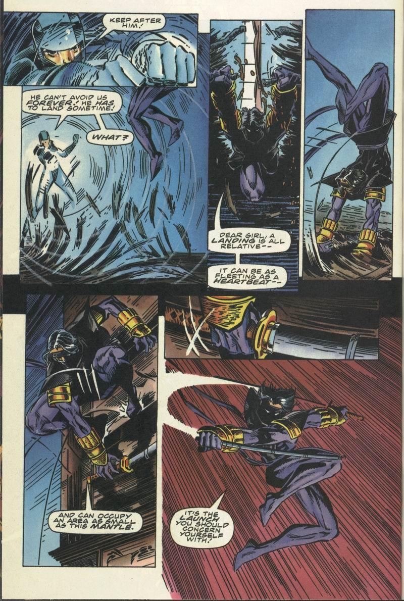Read online Secret Weapons comic -  Issue #16 - 17