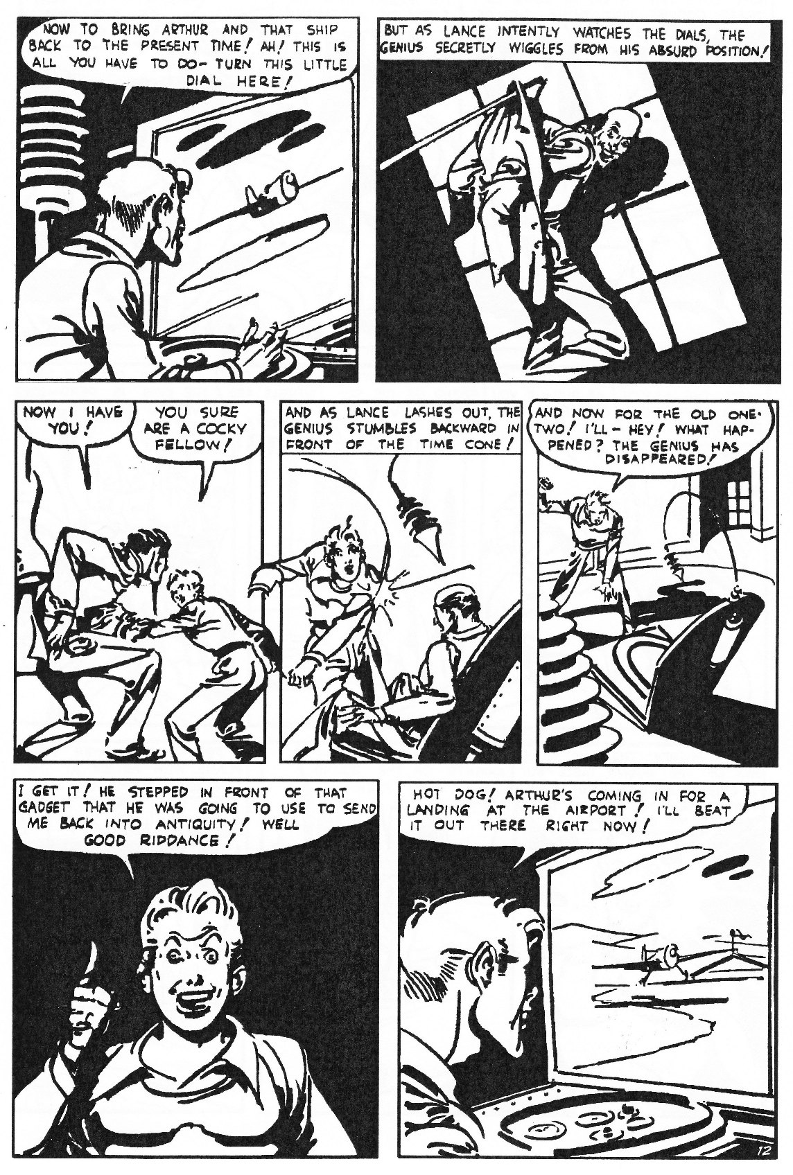 Read online Men of Mystery Comics comic -  Issue #81 - 142
