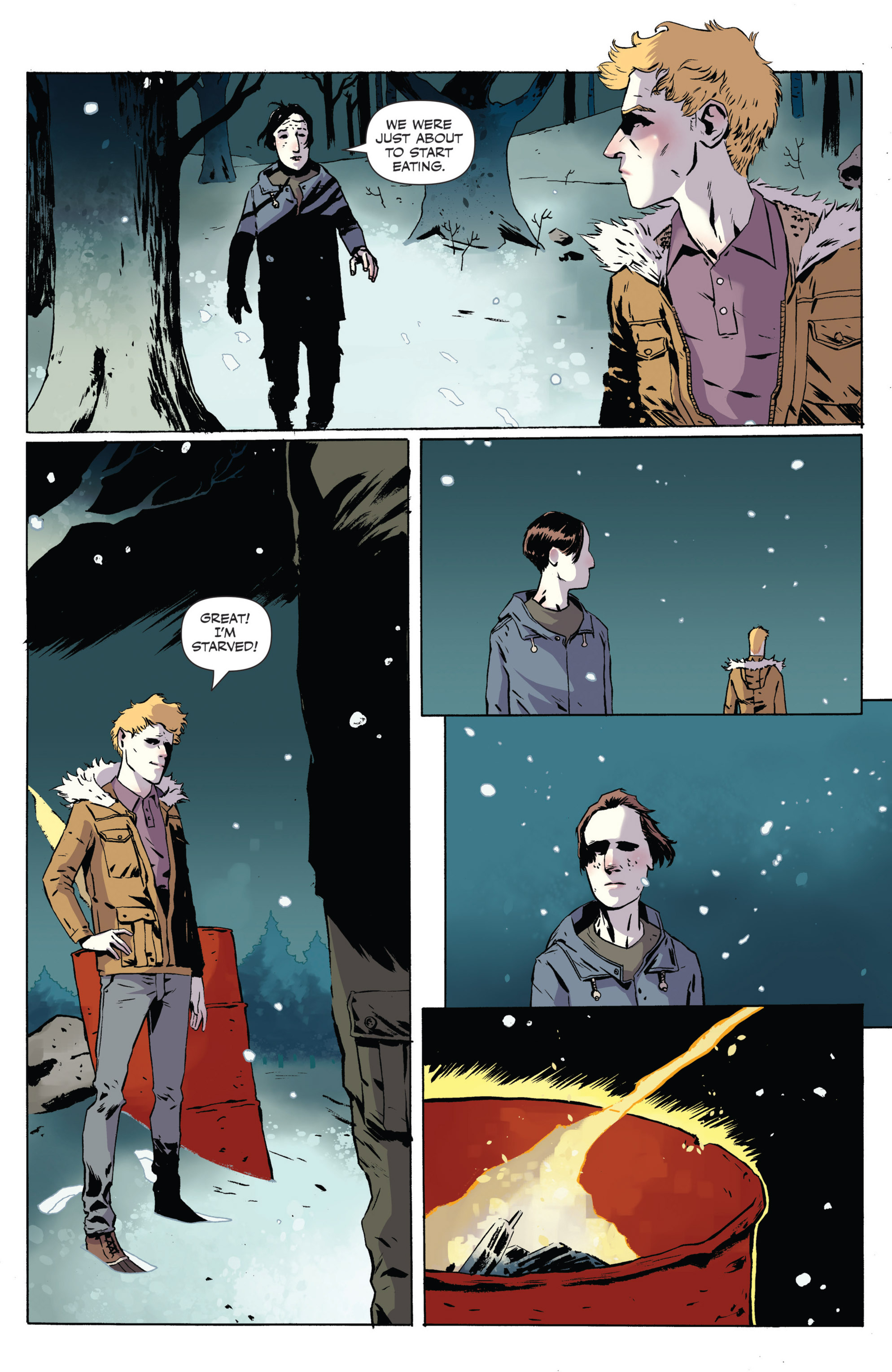 Read online Sheltered comic -  Issue #3 - 4