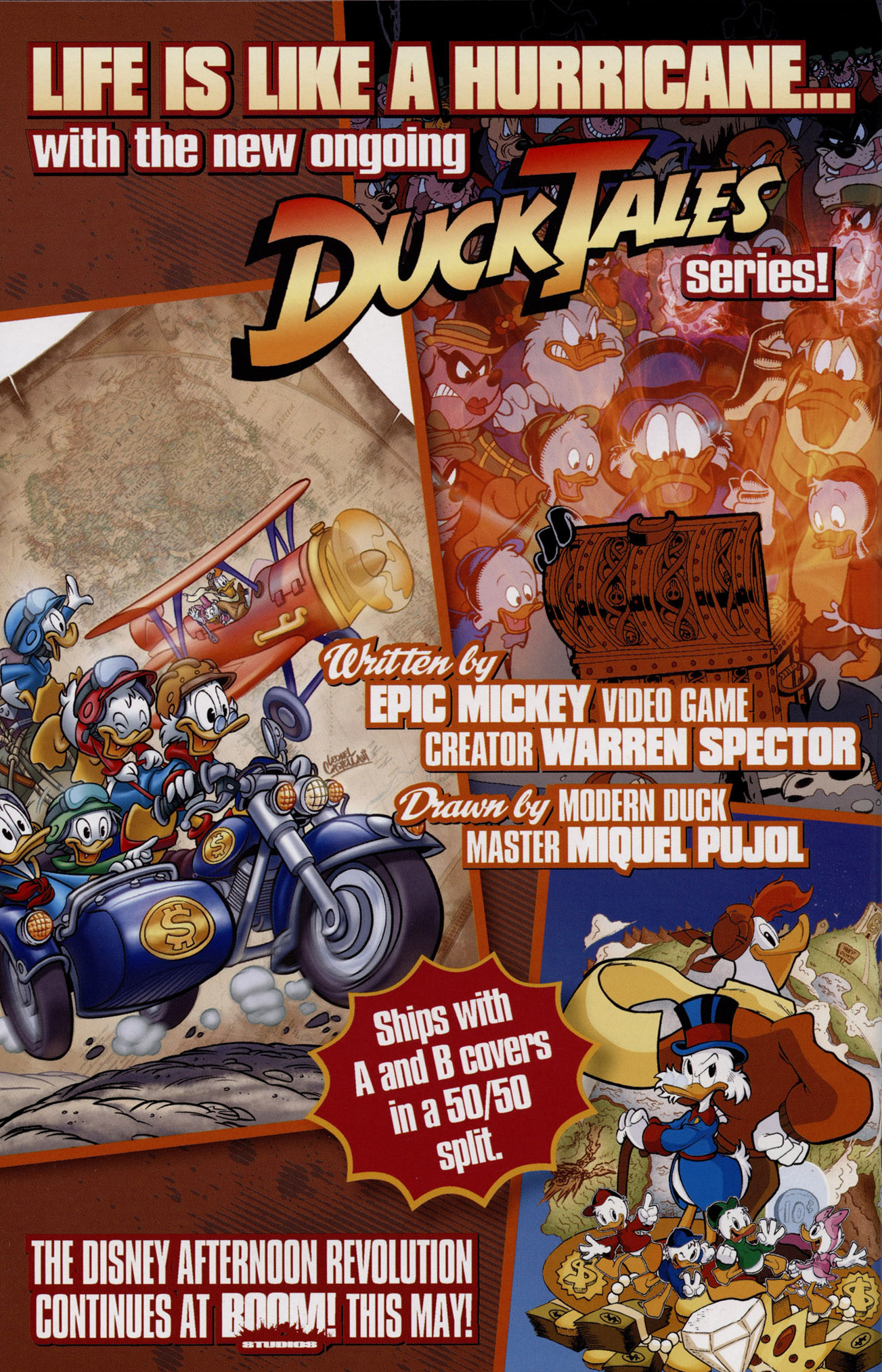 Read online Mickey Mouse (2011) comic -  Issue #307 - 28