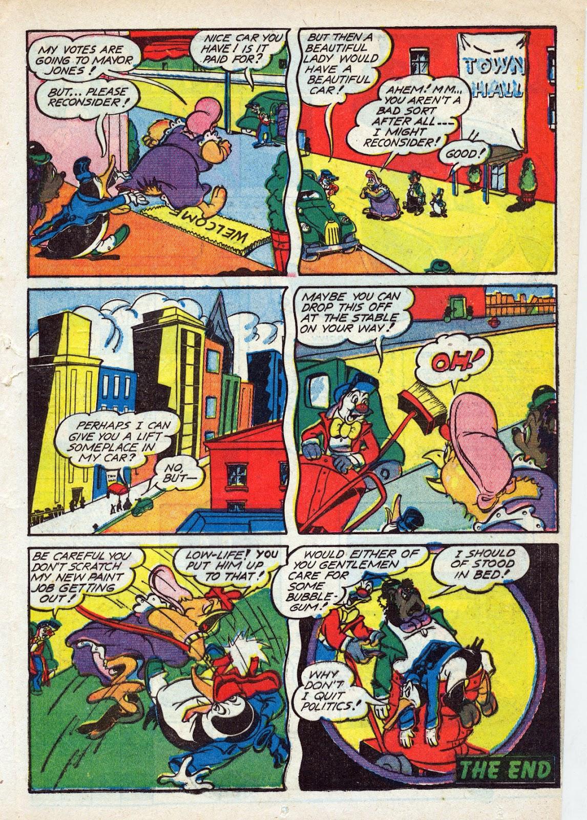 Read online Comedy Comics (1942) comic -  Issue #13 - 42