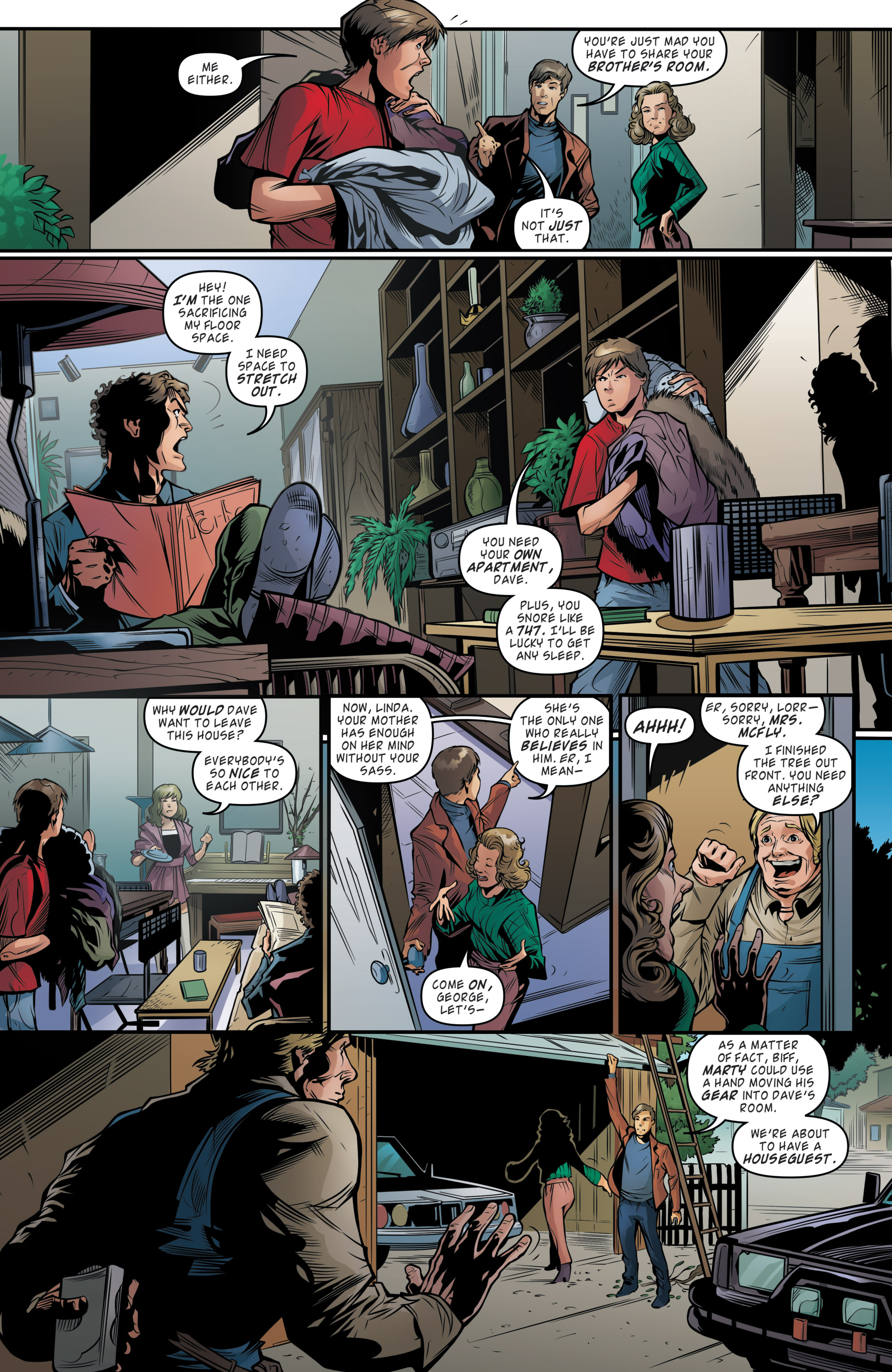 Read online Back to the Future (2015) comic -  Issue #19 - 8