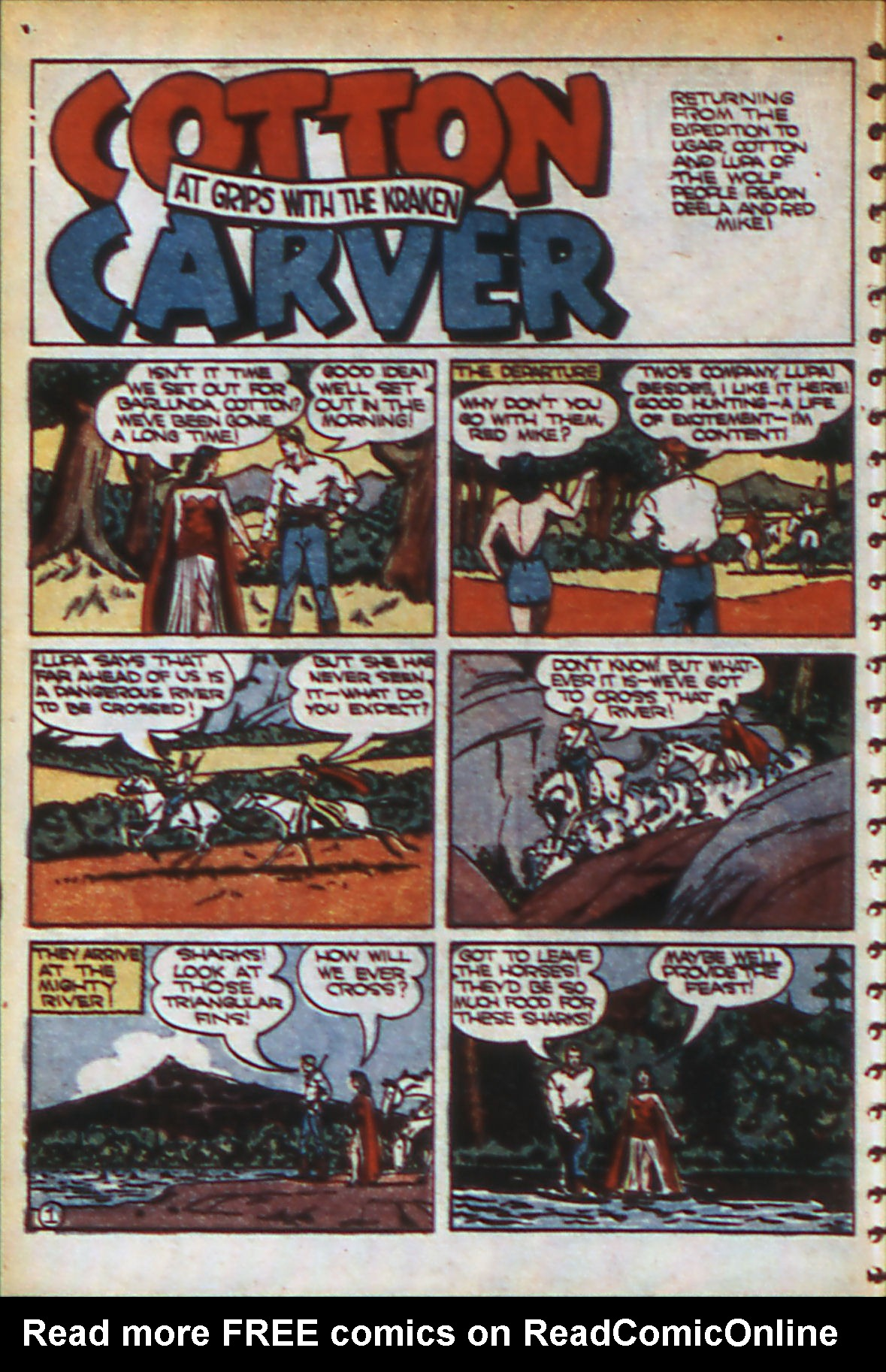 Read online Adventure Comics (1938) comic -  Issue #56 - 33