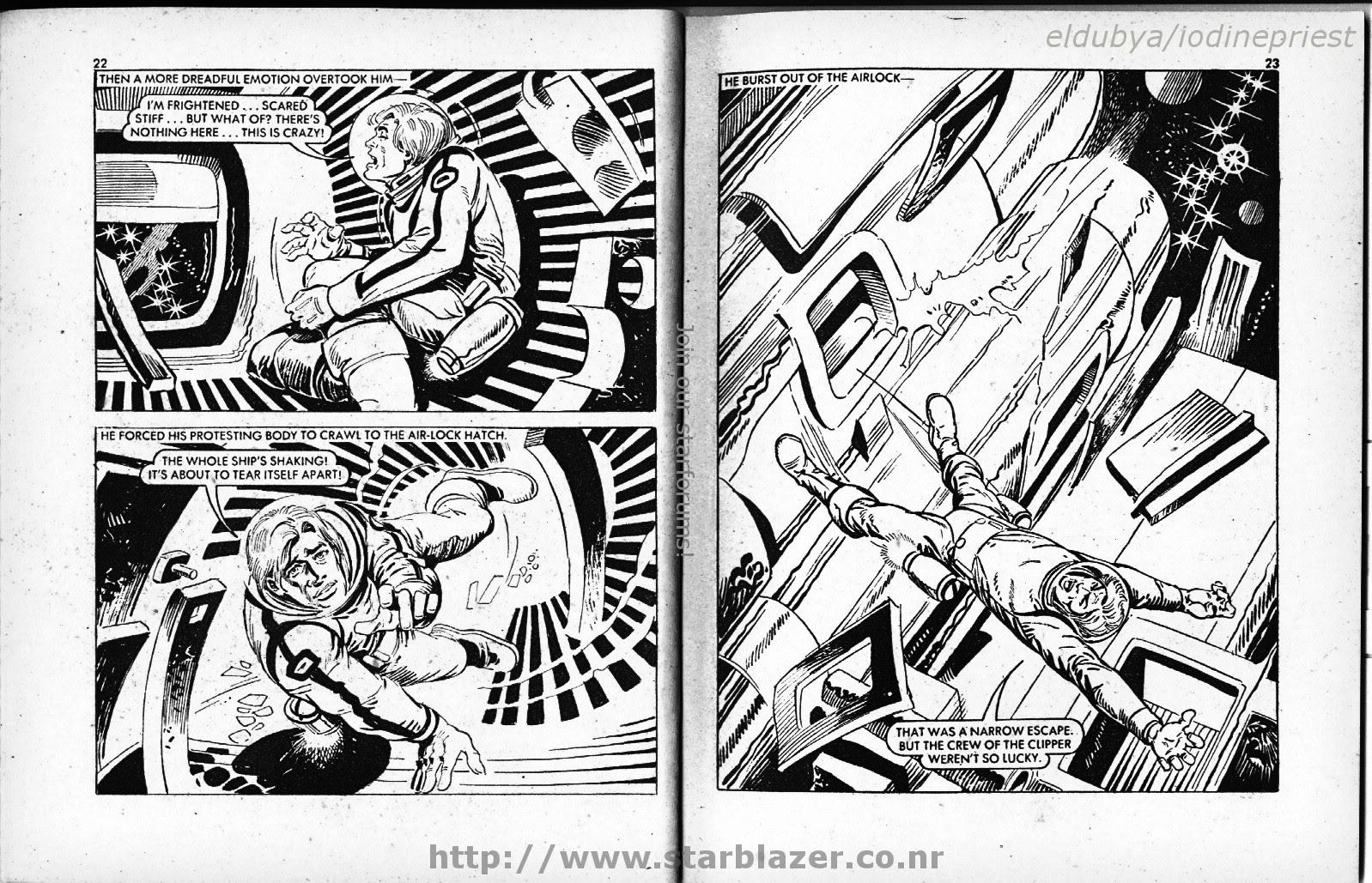 Starblazer issue 73 - Page 13