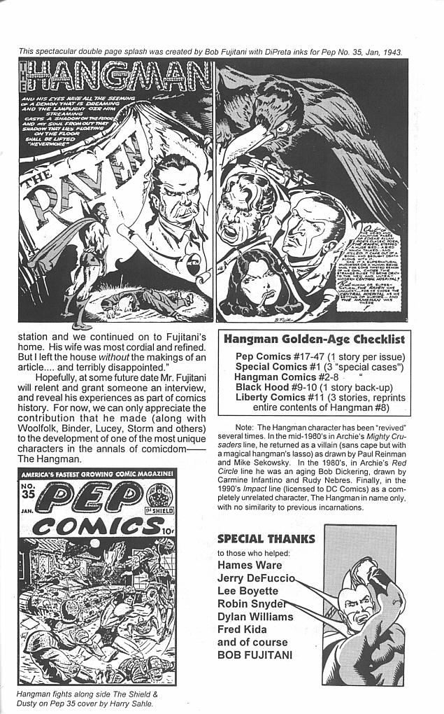 Read online Golden-Age Men of Mystery comic -  Issue #9 - 35