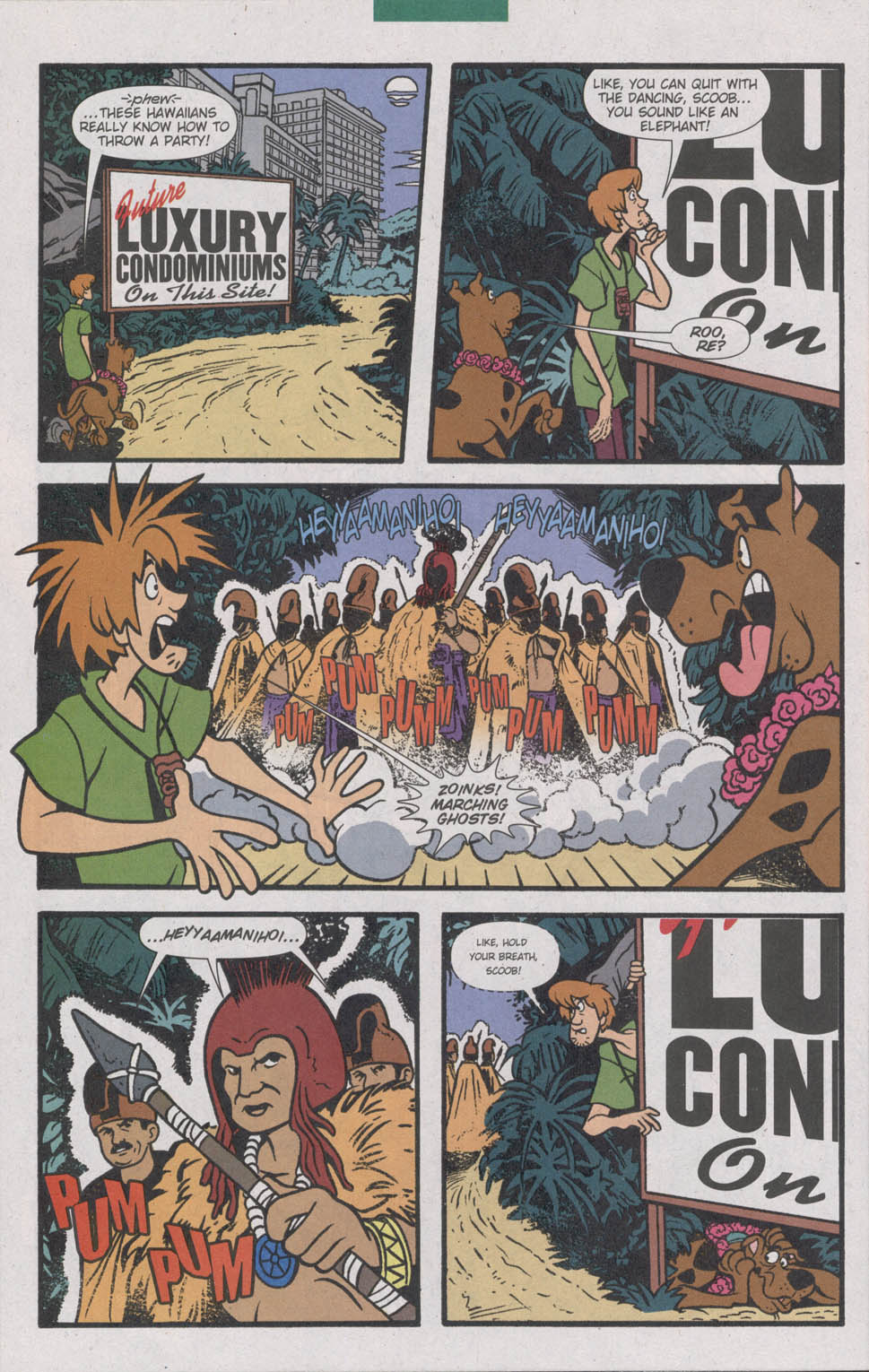 Read online Scooby-Doo (1997) comic -  Issue #77 - 33