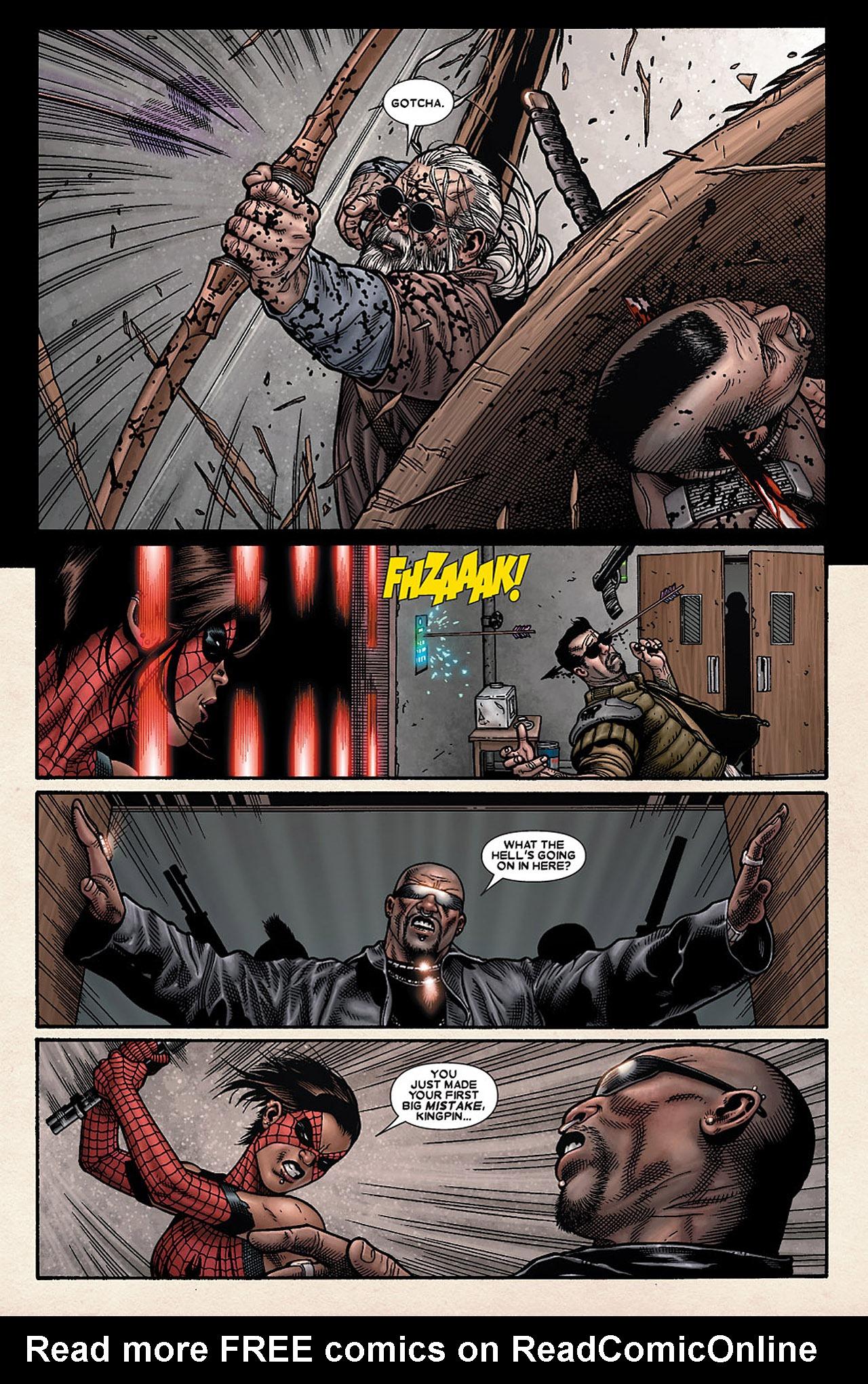 Read online Wolverine: Old Man Logan comic -  Issue # Full - 66