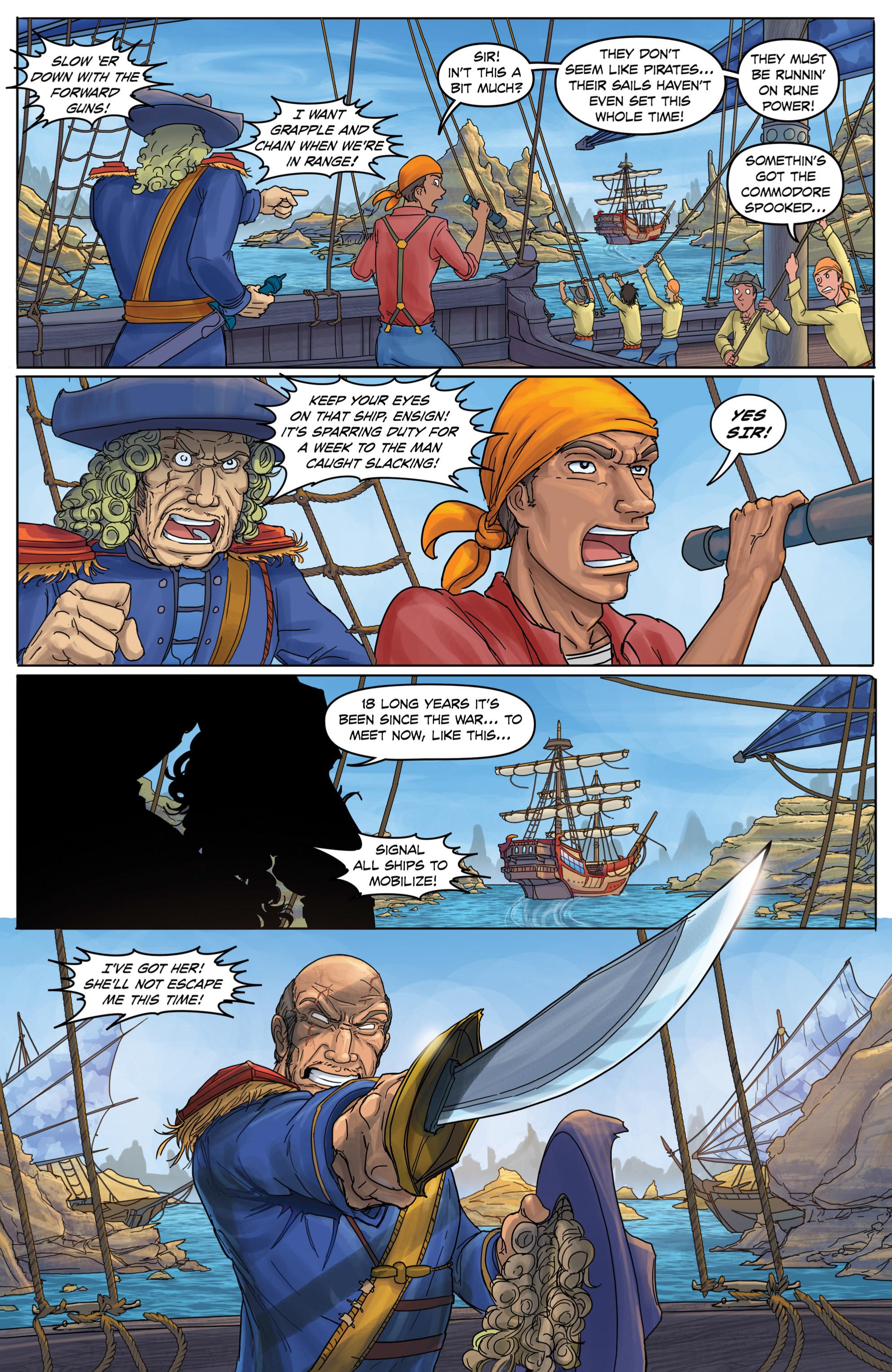 Read online Anne Bonnie comic -  Issue #1 - 28