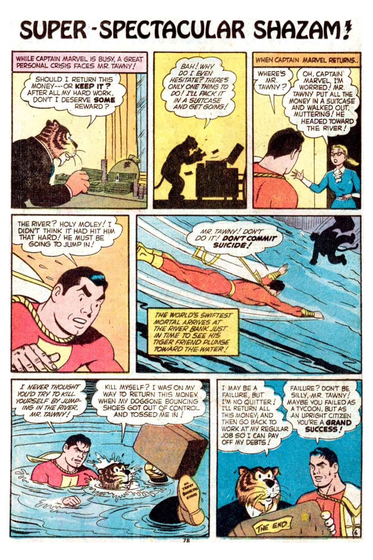 Read online Shazam! (1973) comic -  Issue #15 - 78