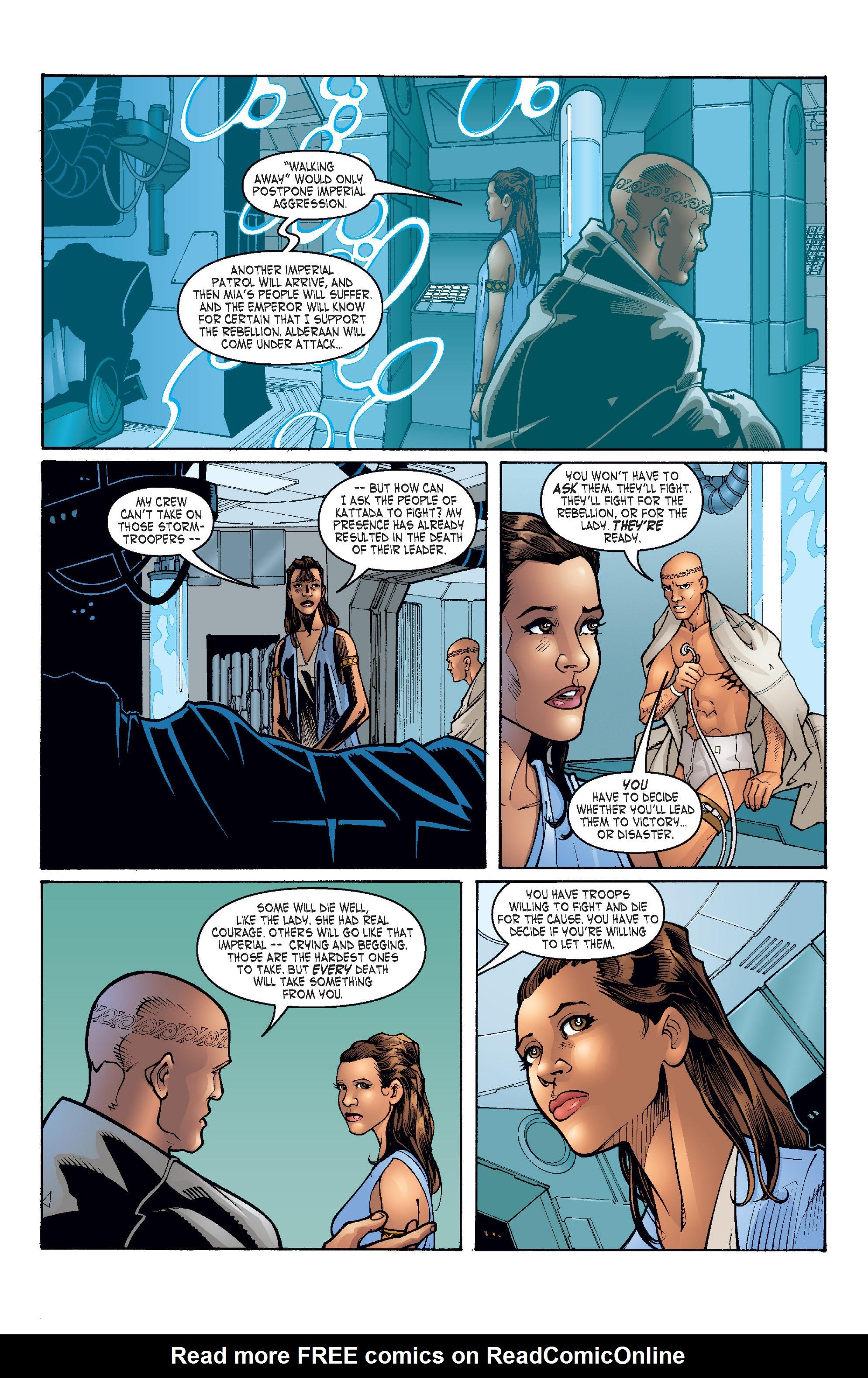 Read online Star Wars Omnibus comic -  Issue # Vol. 17 - 133