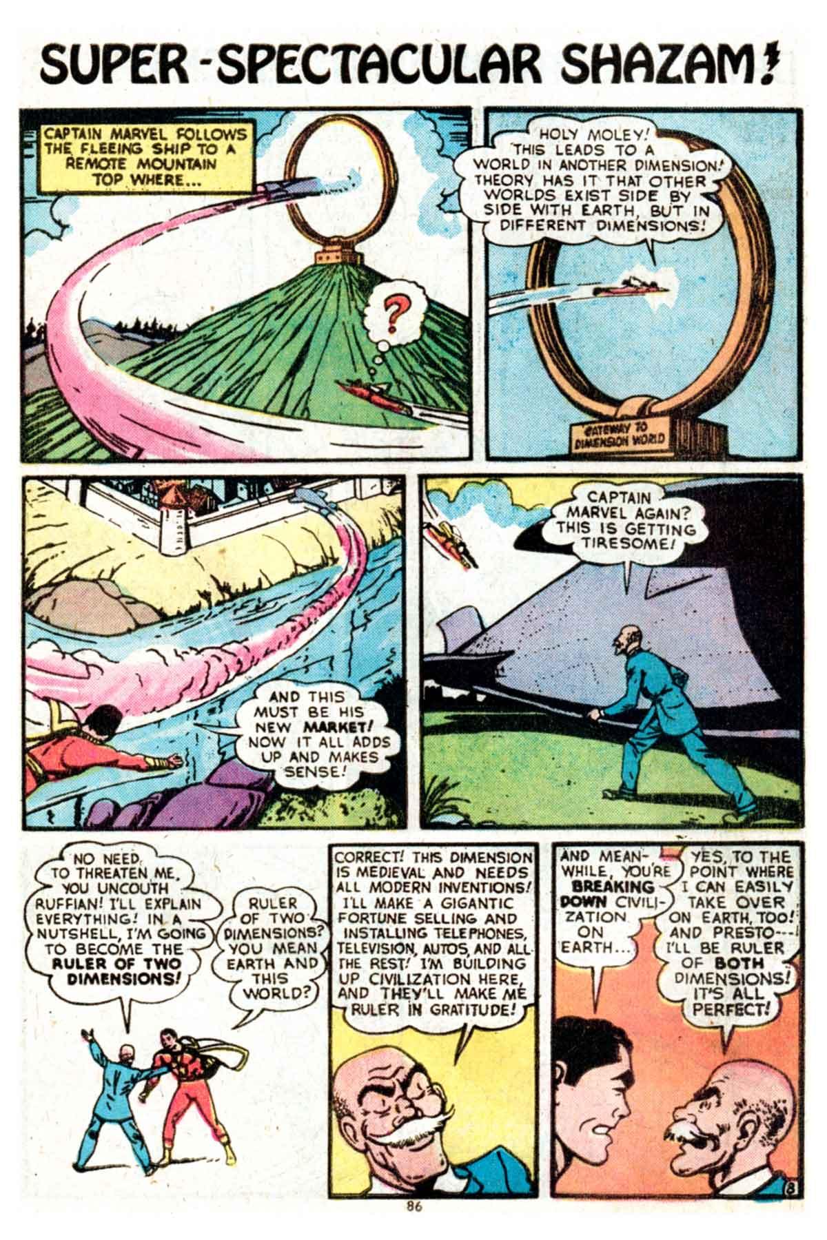 Read online Shazam! (1973) comic -  Issue #15 - 86