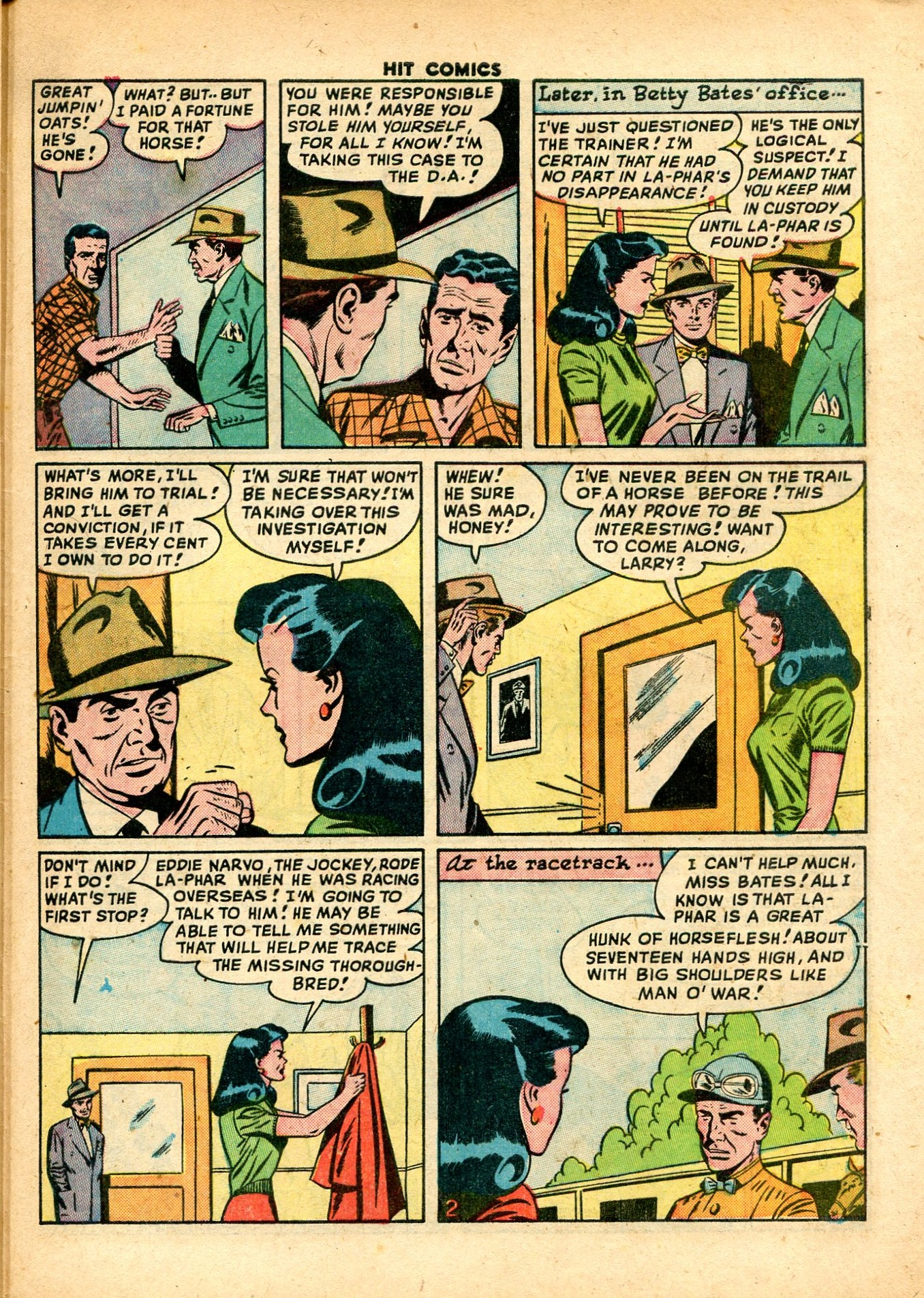 Read online Hit Comics comic -  Issue #59 - 29