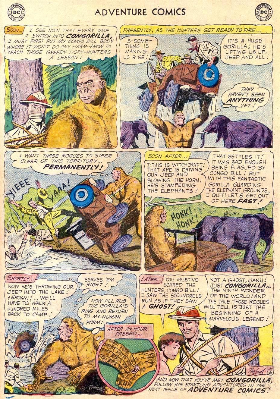 Read online Adventure Comics (1938) comic -  Issue #270 - 23
