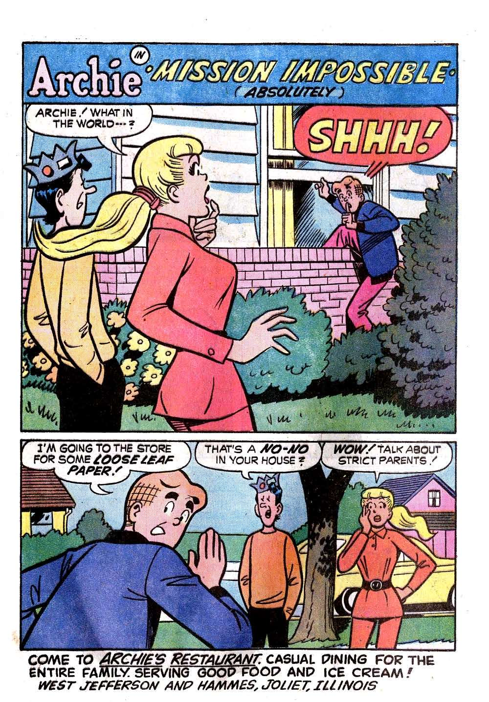 Read online Archie (1960) comic -  Issue #236 - 13